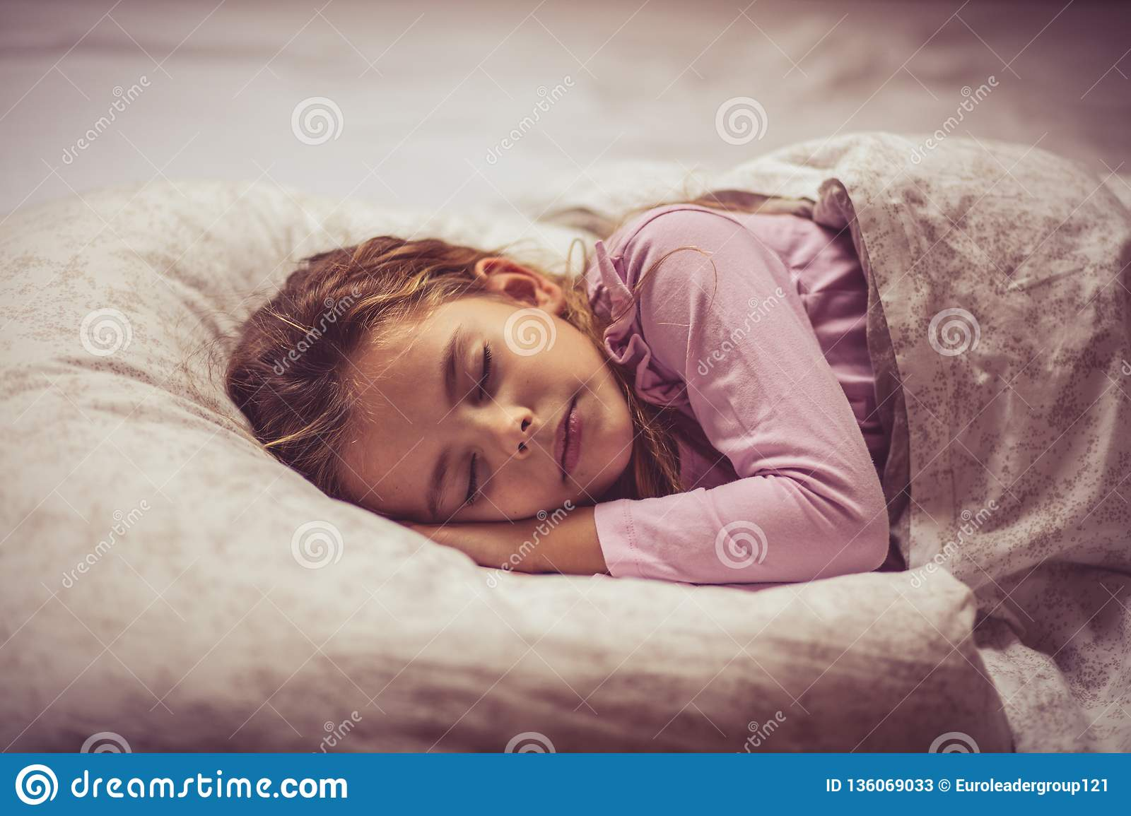 Sleep is important for a growing mind