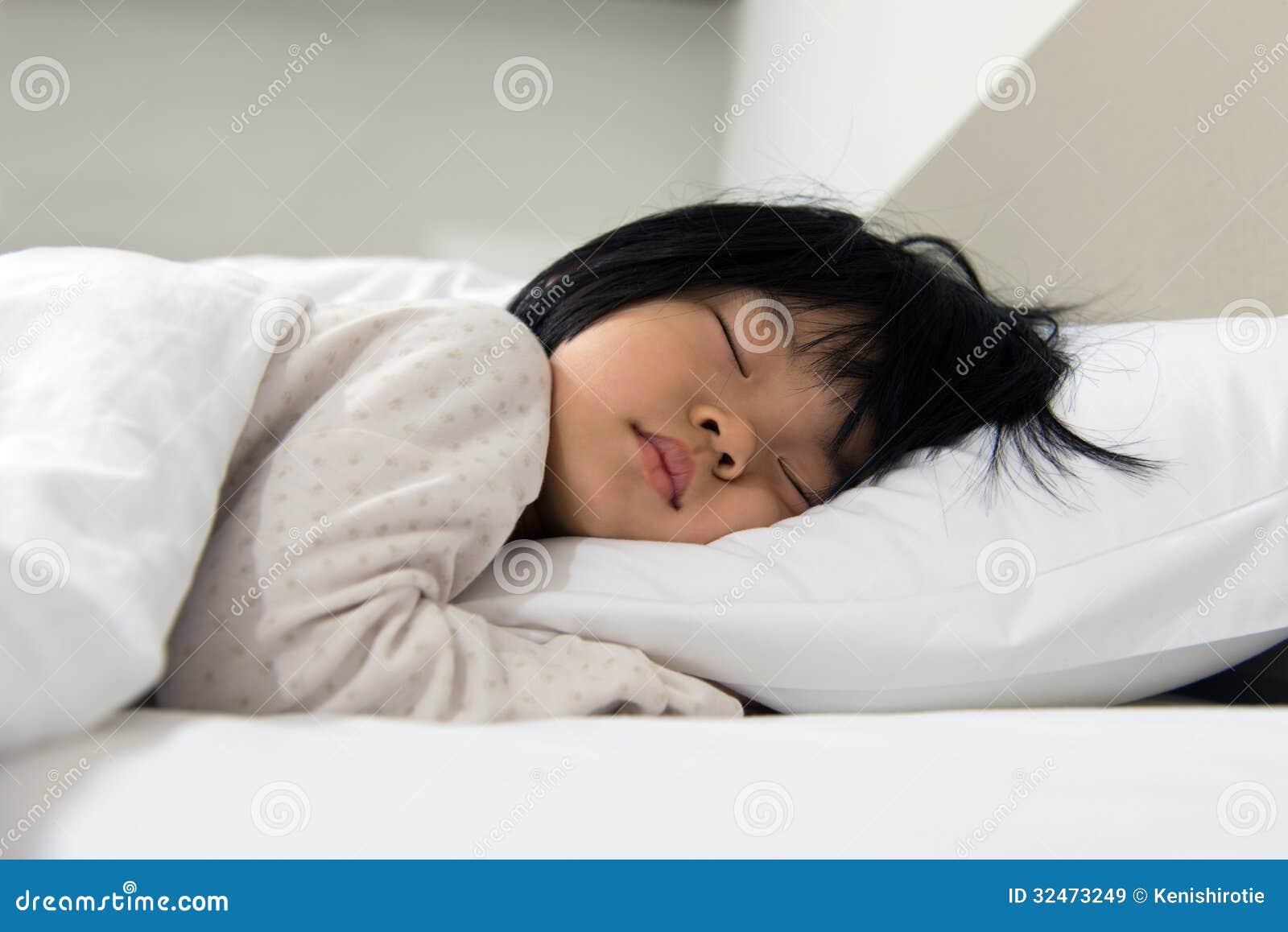 Sleeping Child Stock Image Image Of Sleep Portrait