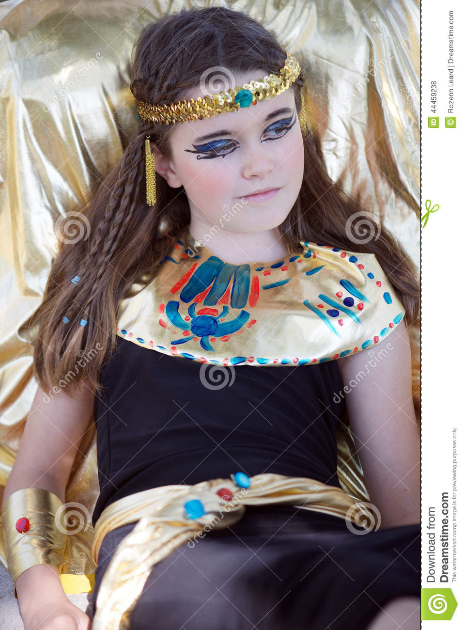 Mysterious Cleopatra