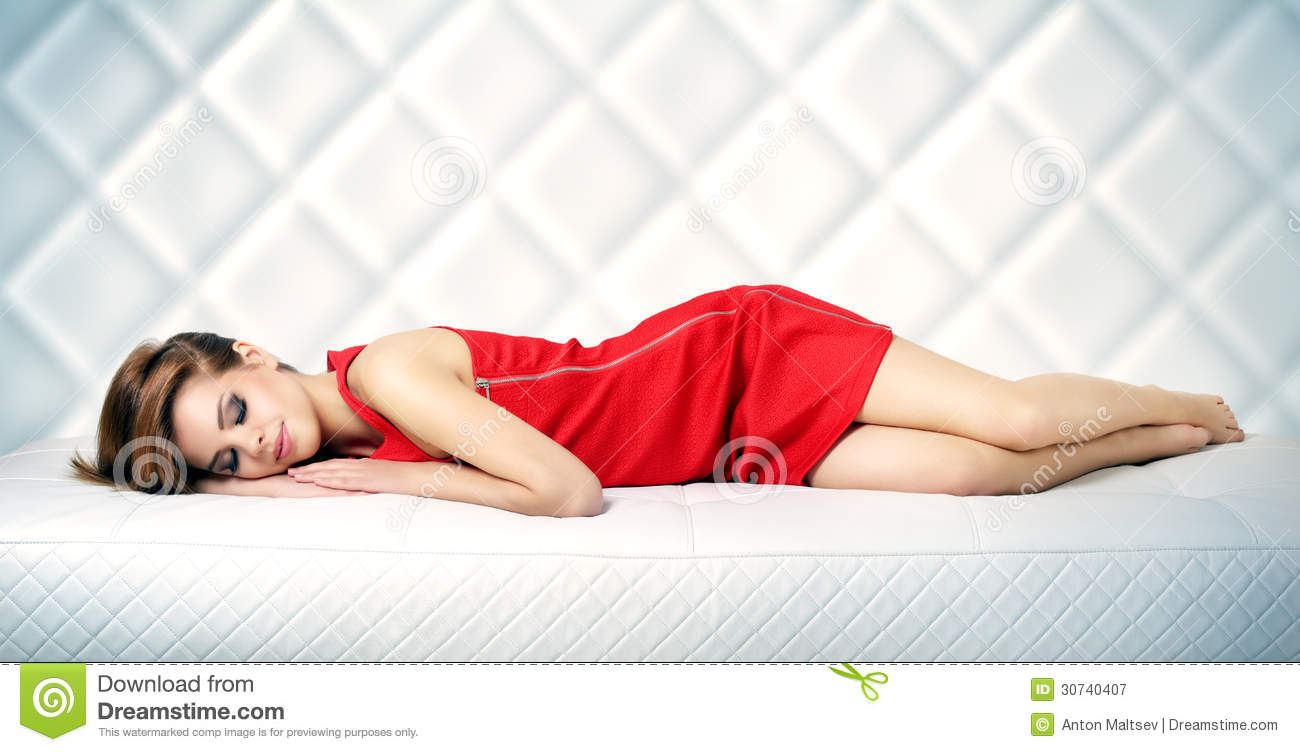 Sleeping Girl Royalty Free Stock Photography Image 30740407