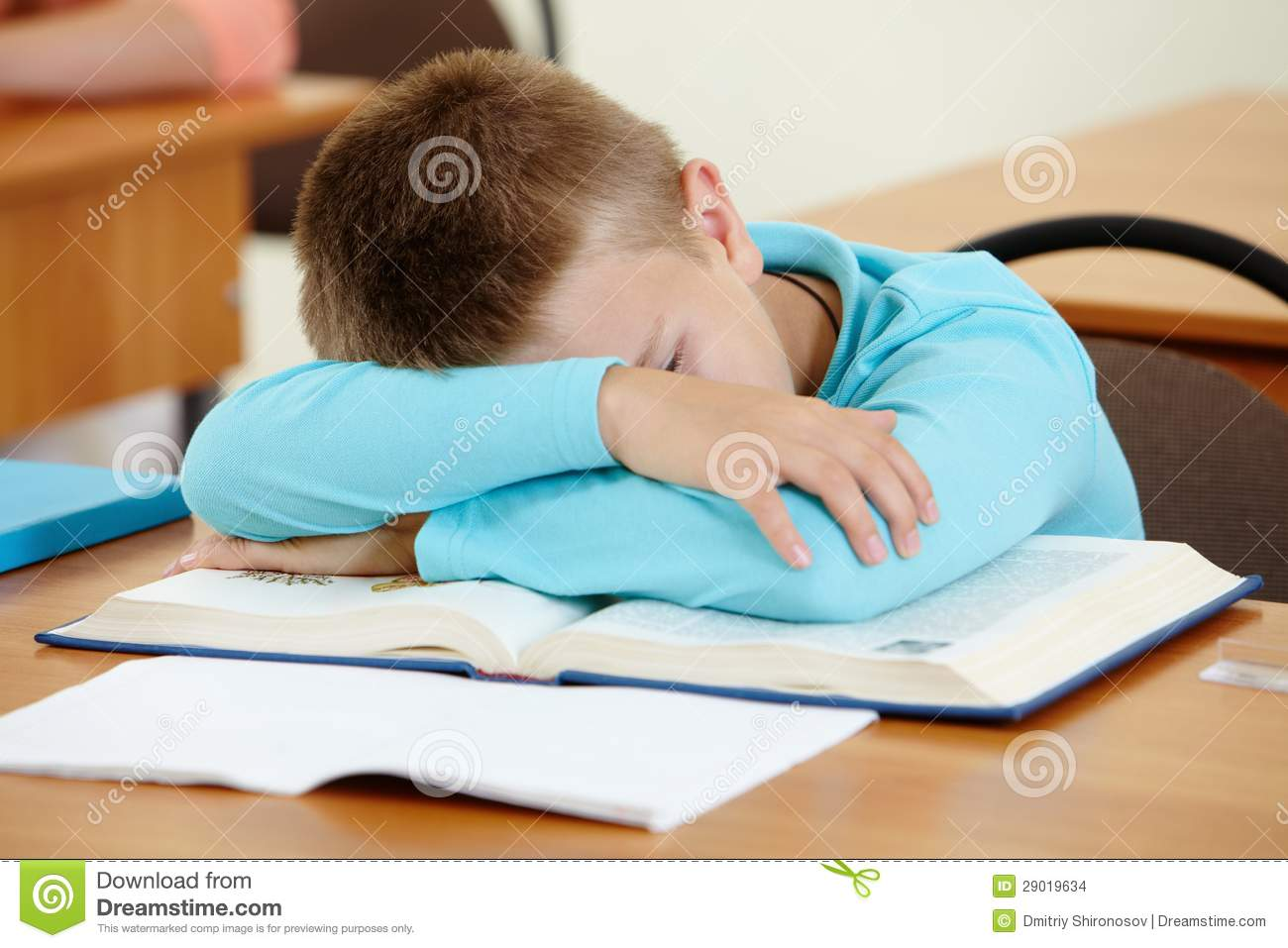 Strategies for Dealing with Sleepy Students