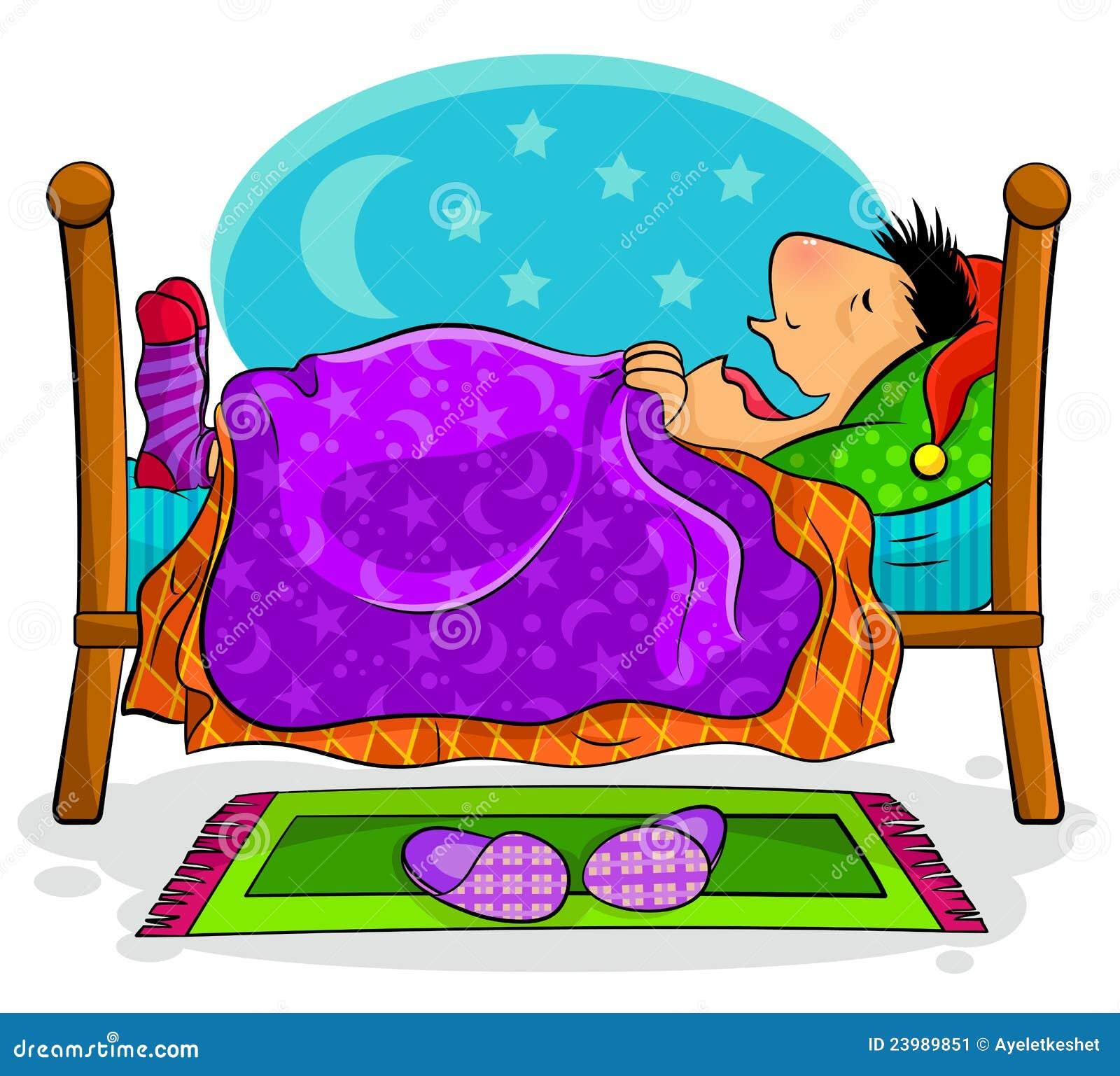 Sleeping Man Stock Vector Illustration Of Lifestyle 23989851