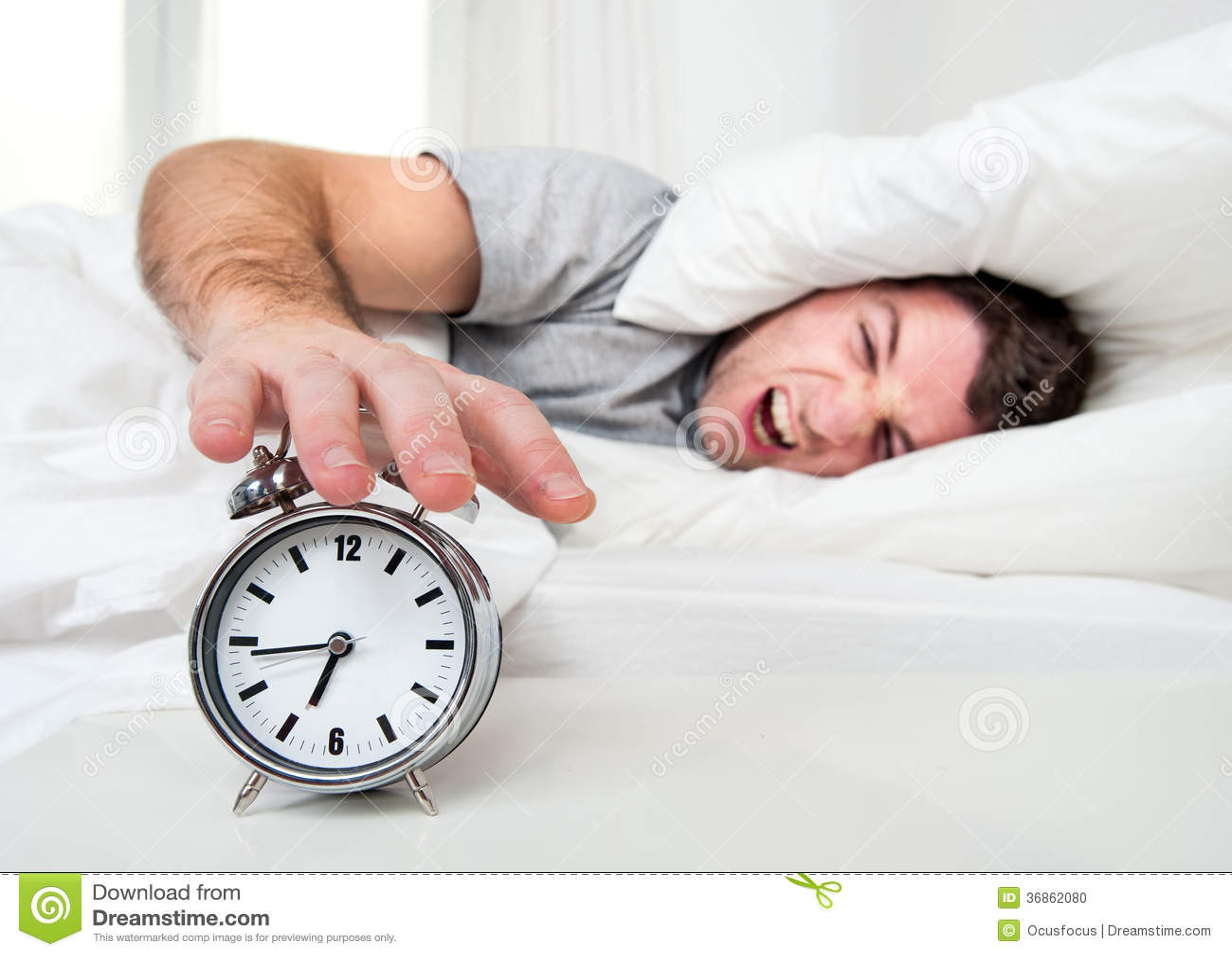 Disturbed Bed Sleep