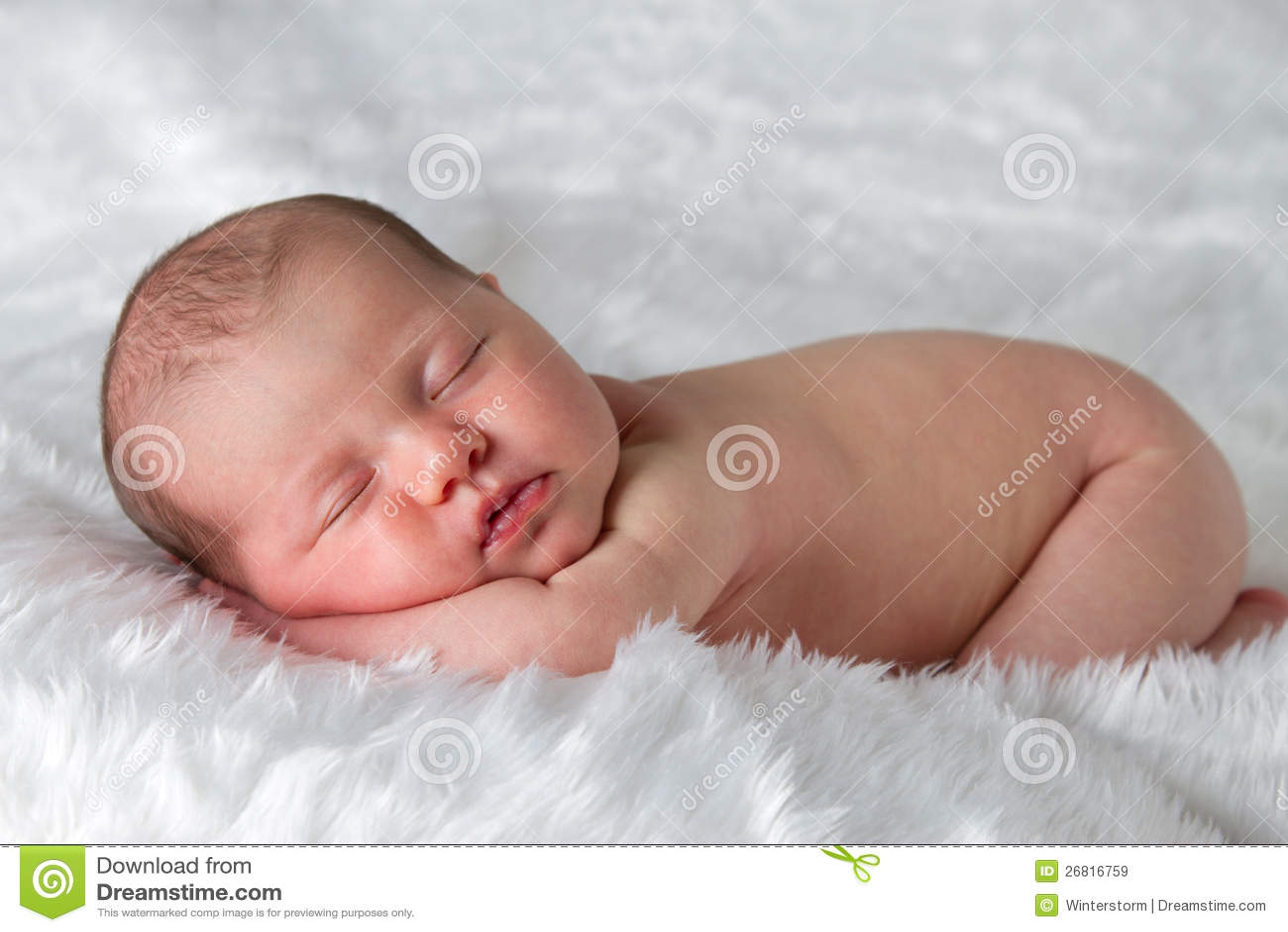 Born free baby