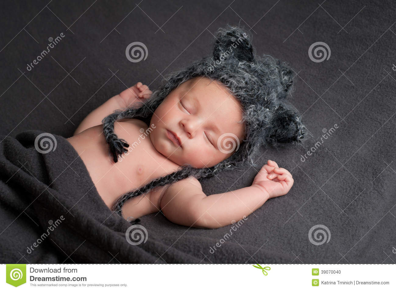 Newborn Baby Boy With Fishing Hat And Pole Stock Image - Image of ... 16f8794d8216