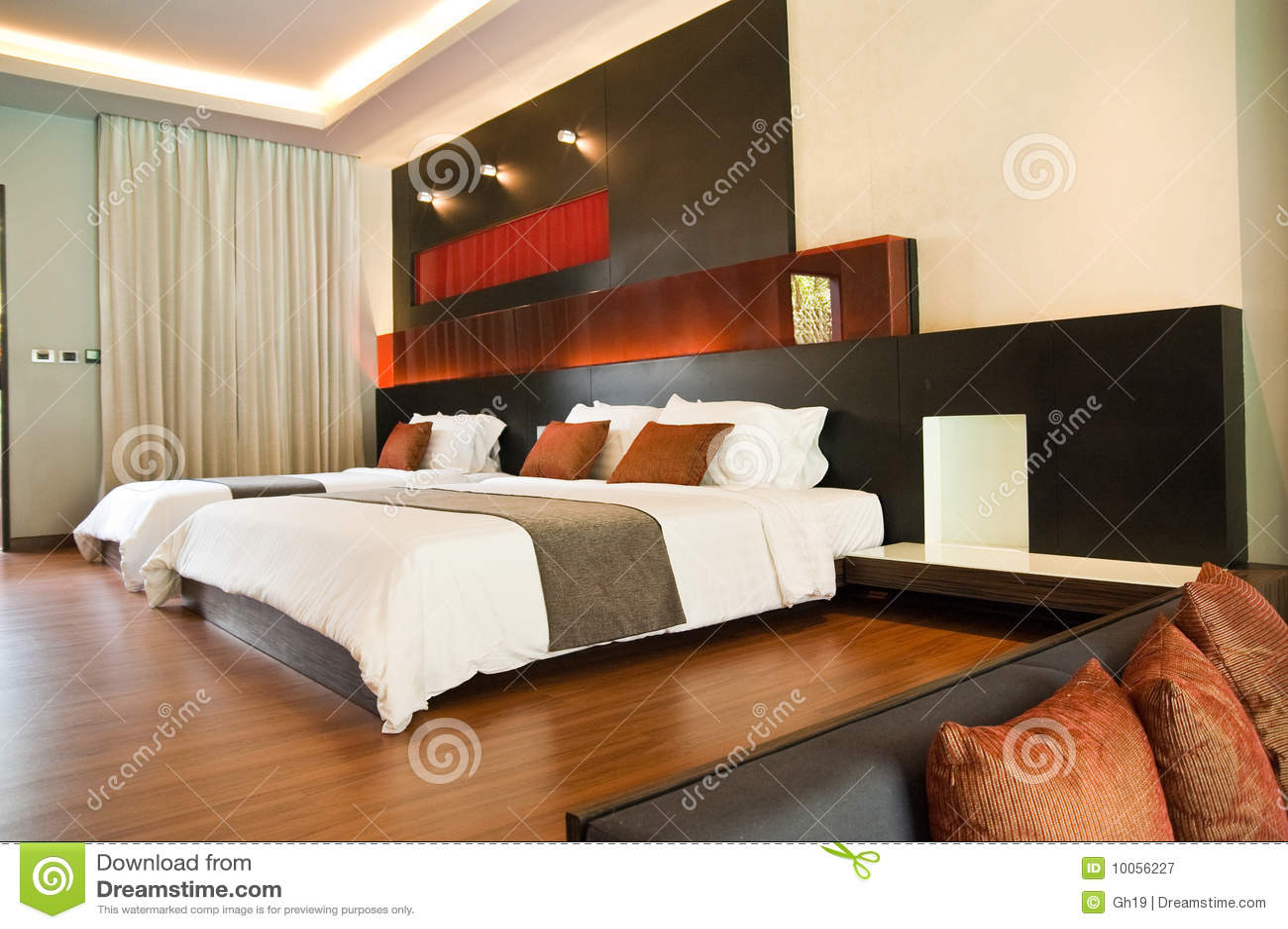Sleeping room. Sleeping Room Royalty Free Stock Photography   Image  10056227