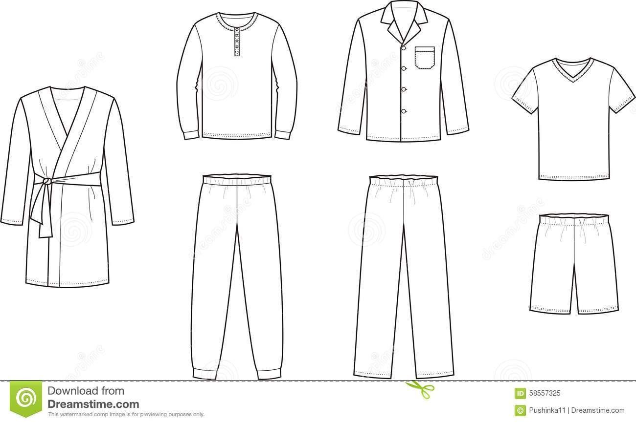 Clothing Design Template moreover My Sewing Pattern Hoard Blouses in addition Unisex Hoodie And Track Pants Fashion Flat Template further Girls dress in addition Womens Bandeau Bikini Fashion Flat Template. on free fashion flat sketches