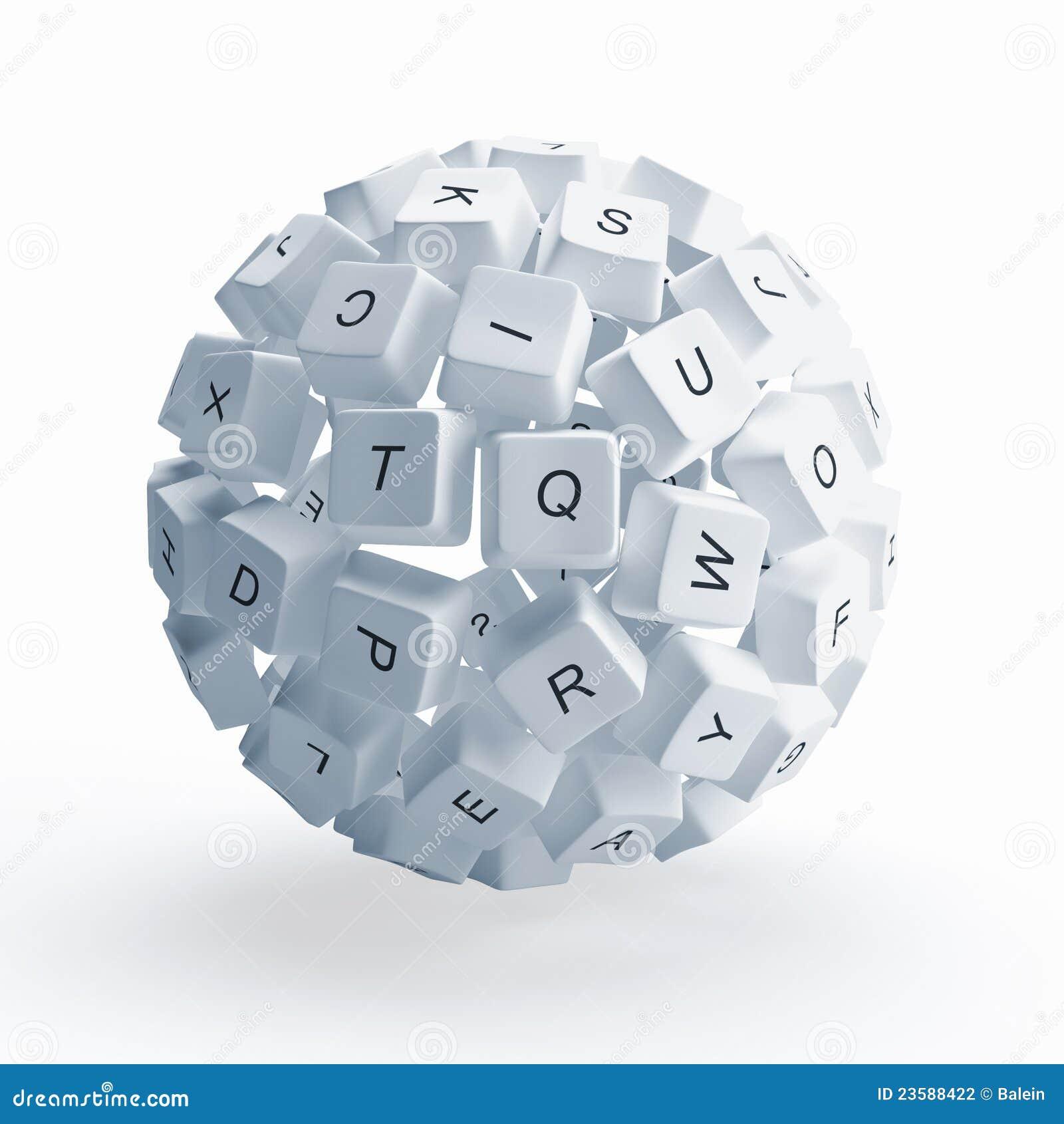 Sleutels van toetsenbord