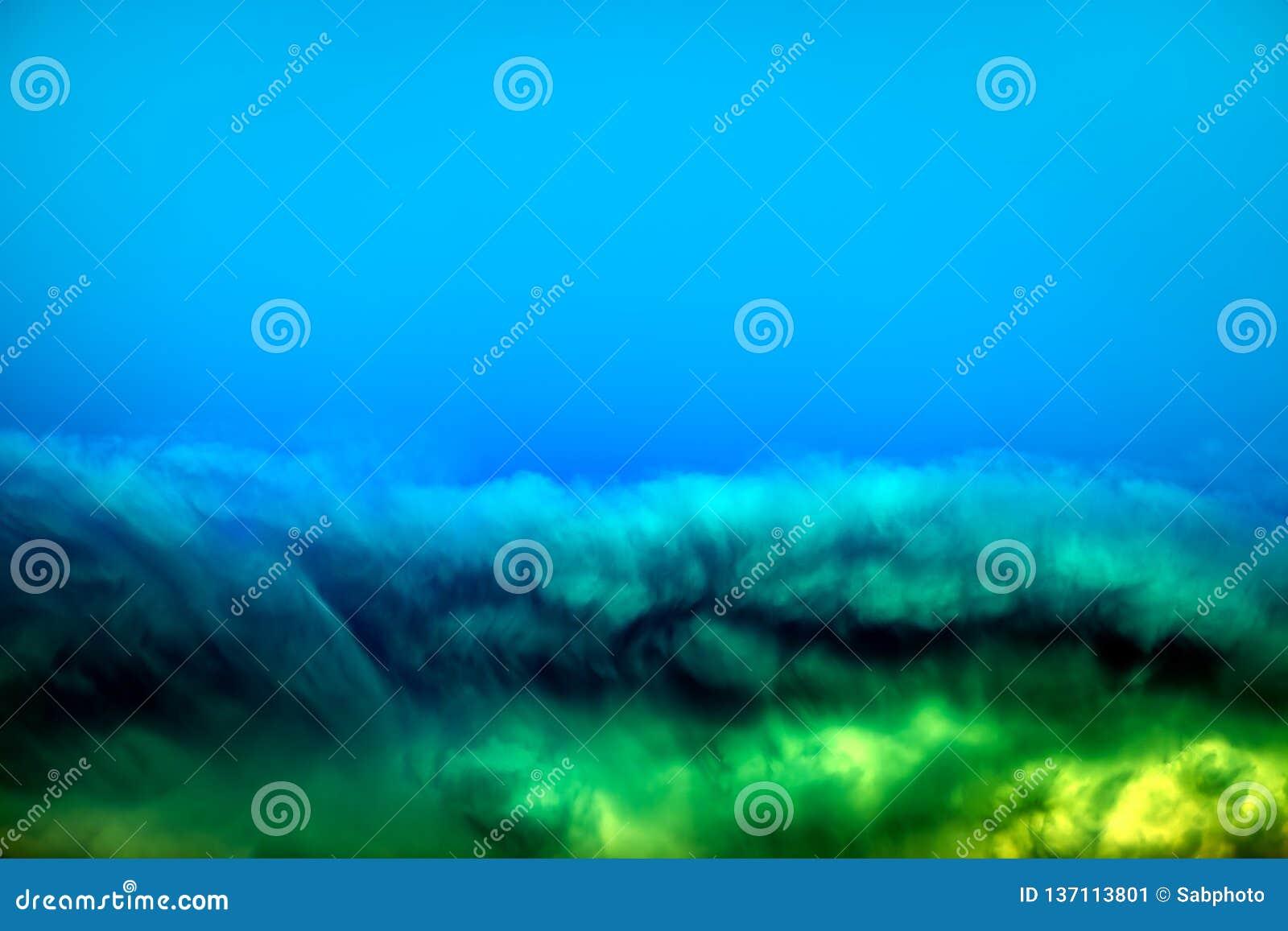 Slib onder Water