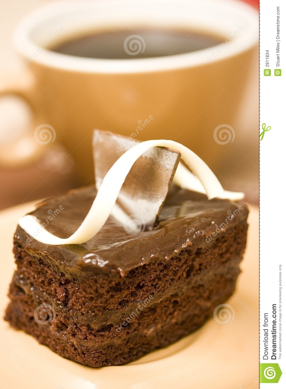 Caffine In Chocolate Cake