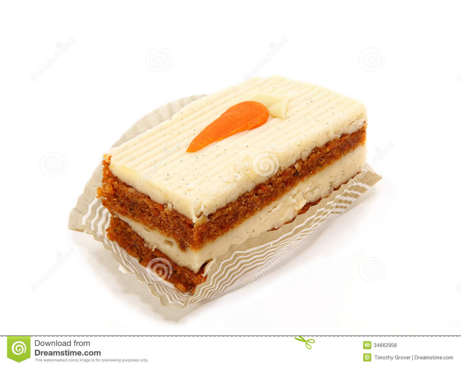 Calories In Cake Slice White