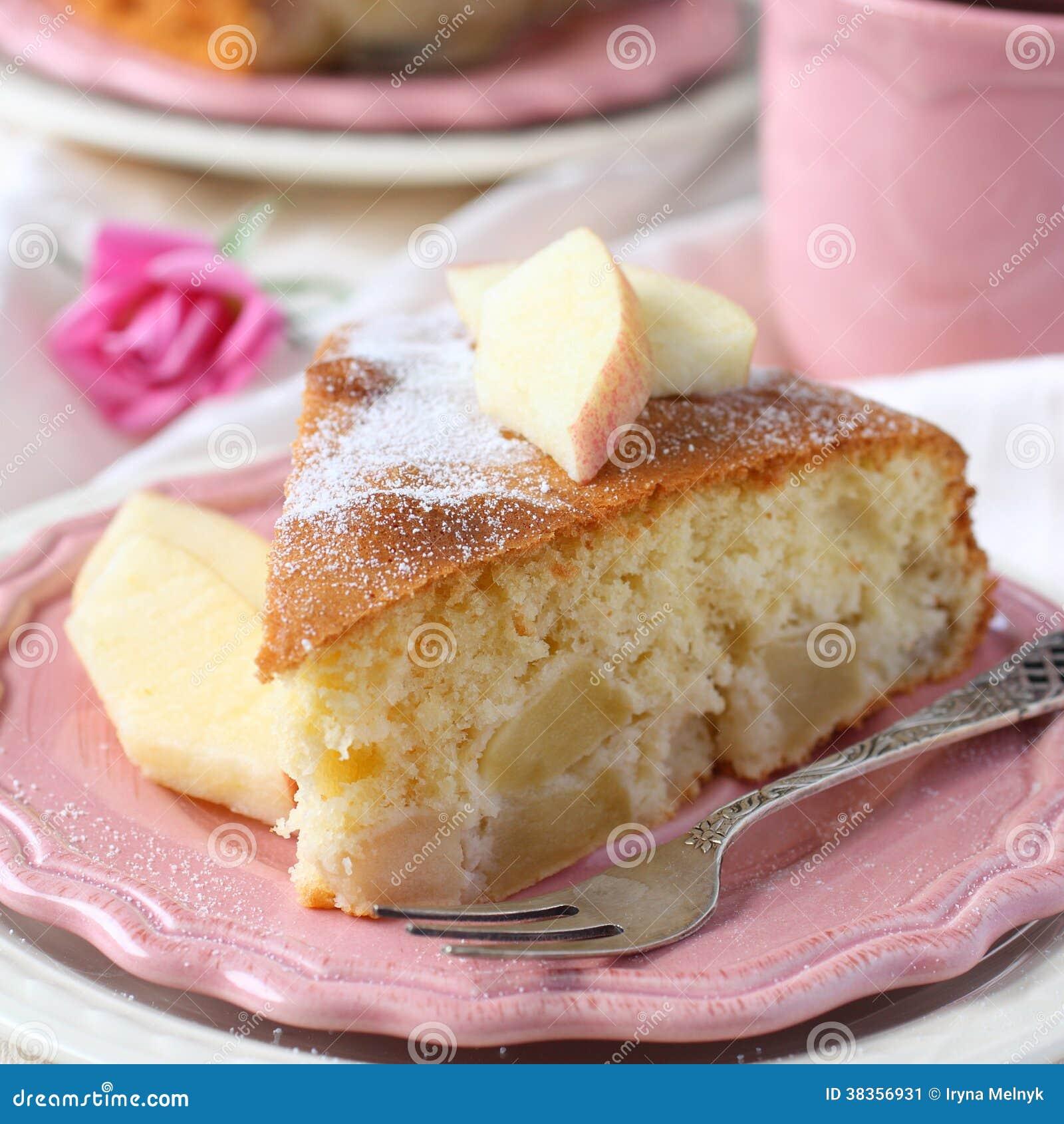 Apple Filling For Sponge Cake