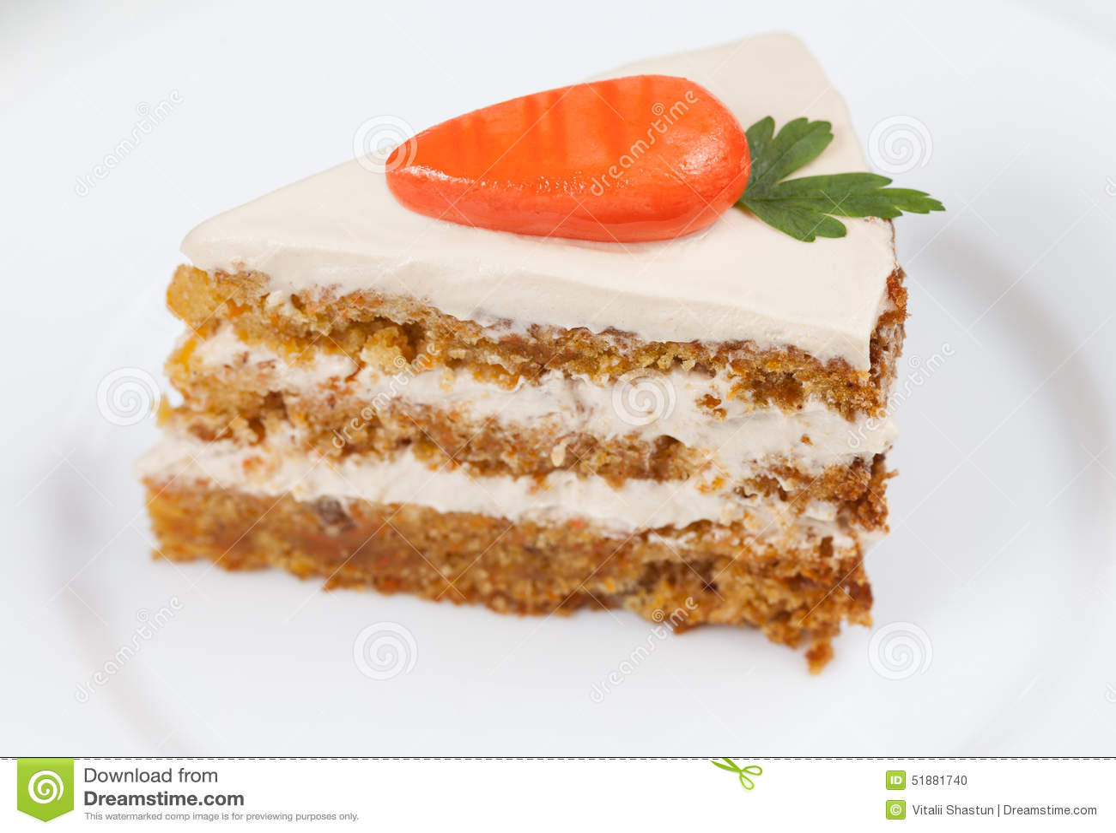 Carrots Cake Calories