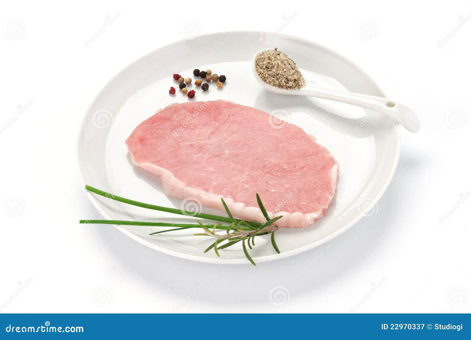 how to make pork loin slices