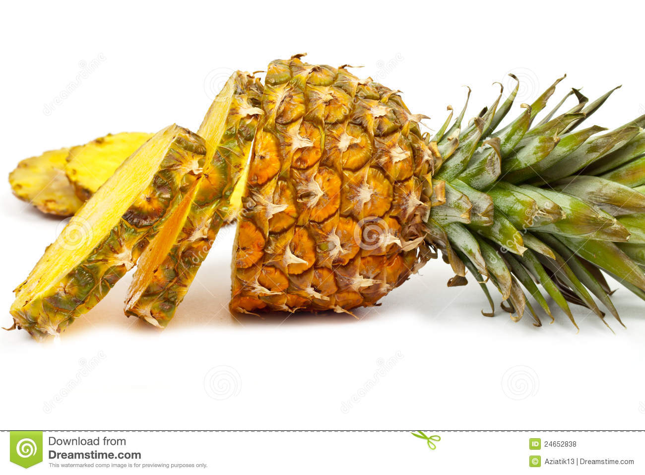 how to choose the best pineapple