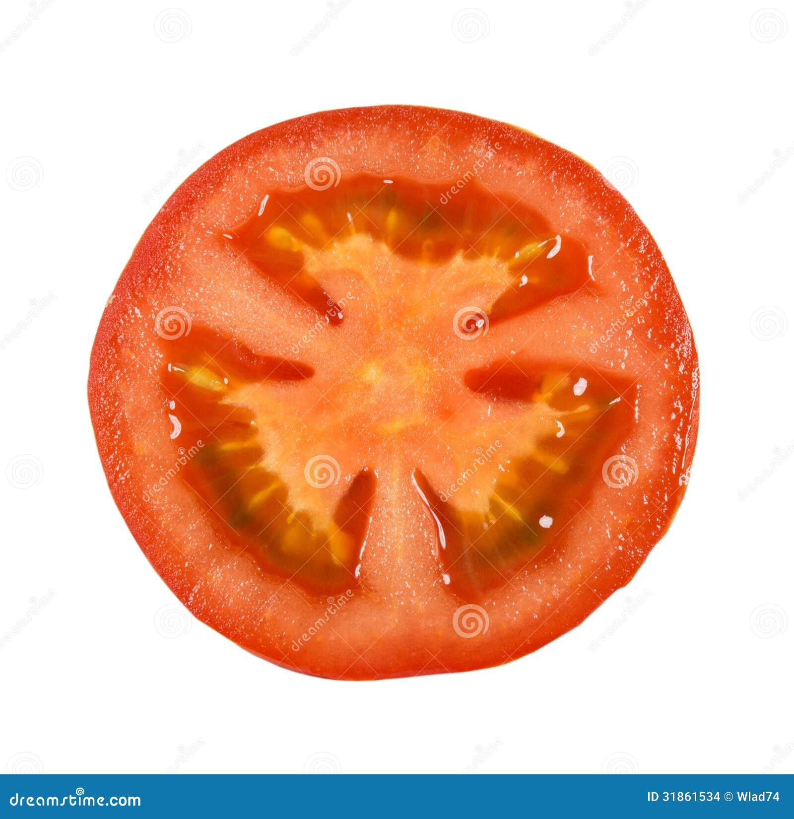 sliced tomato on white background stock photo image of tomato