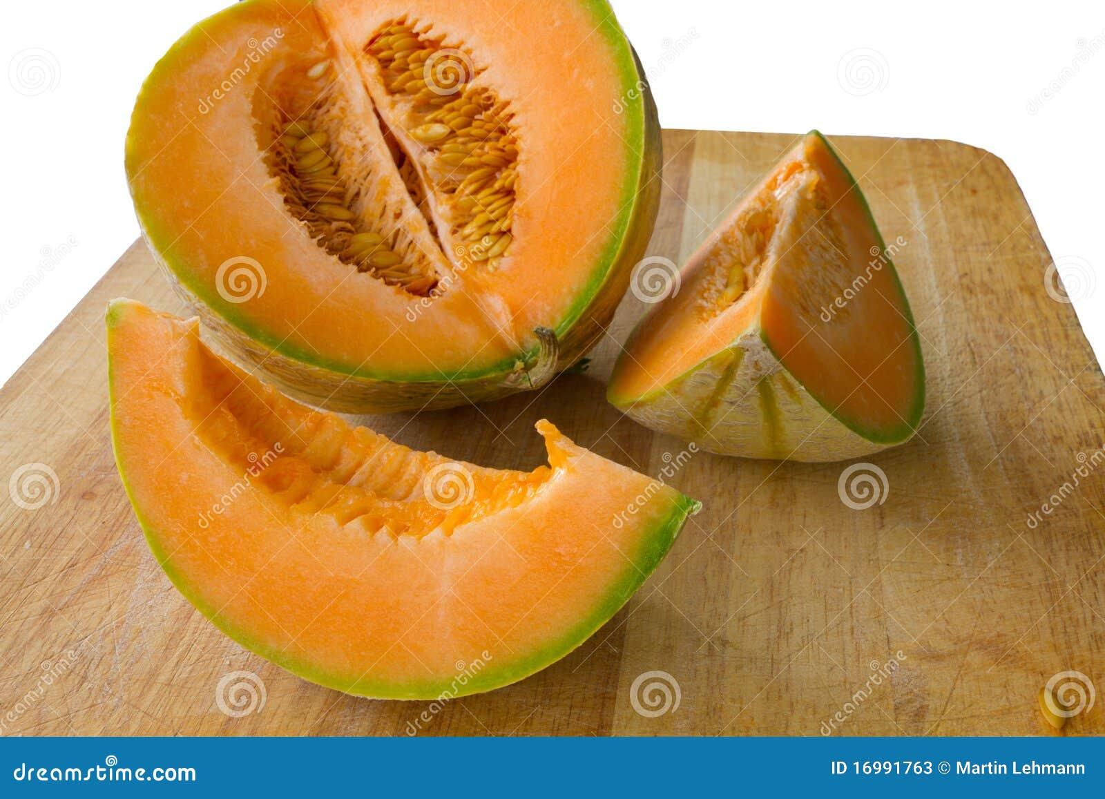 how to keep cantaloupe fresh
