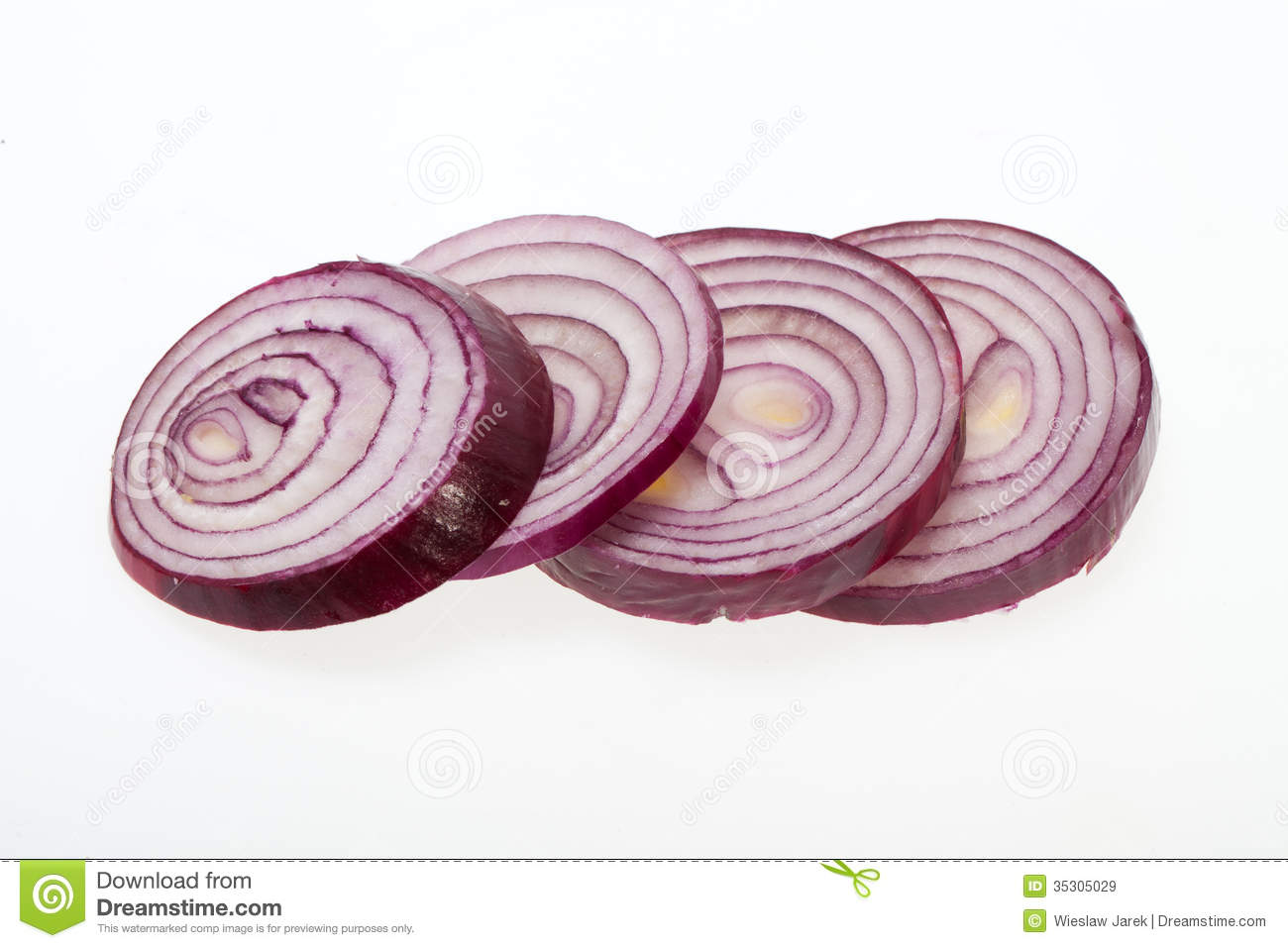 Sliced Onion Royalty Free Stock Images - Image: 35305029