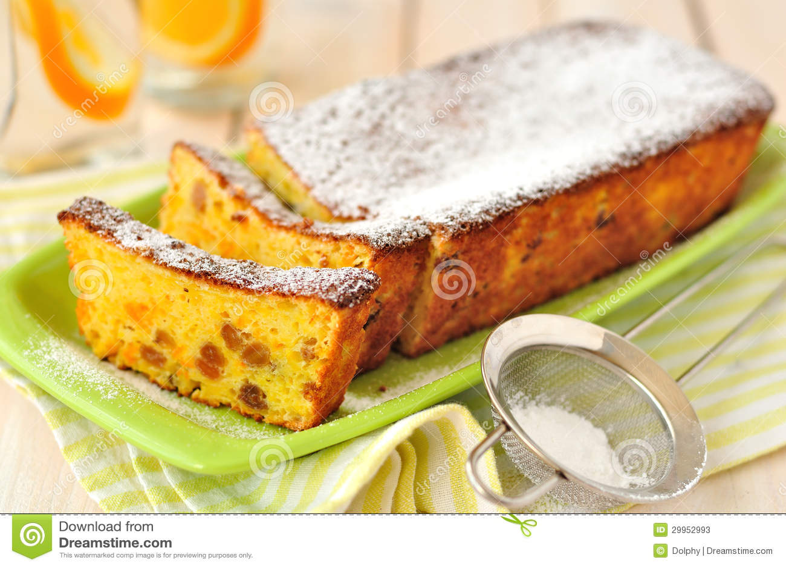 How To Make Sultanas Cake