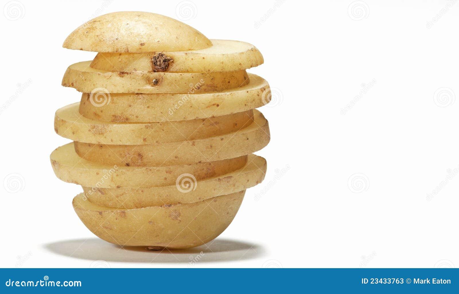 Sliced Potato