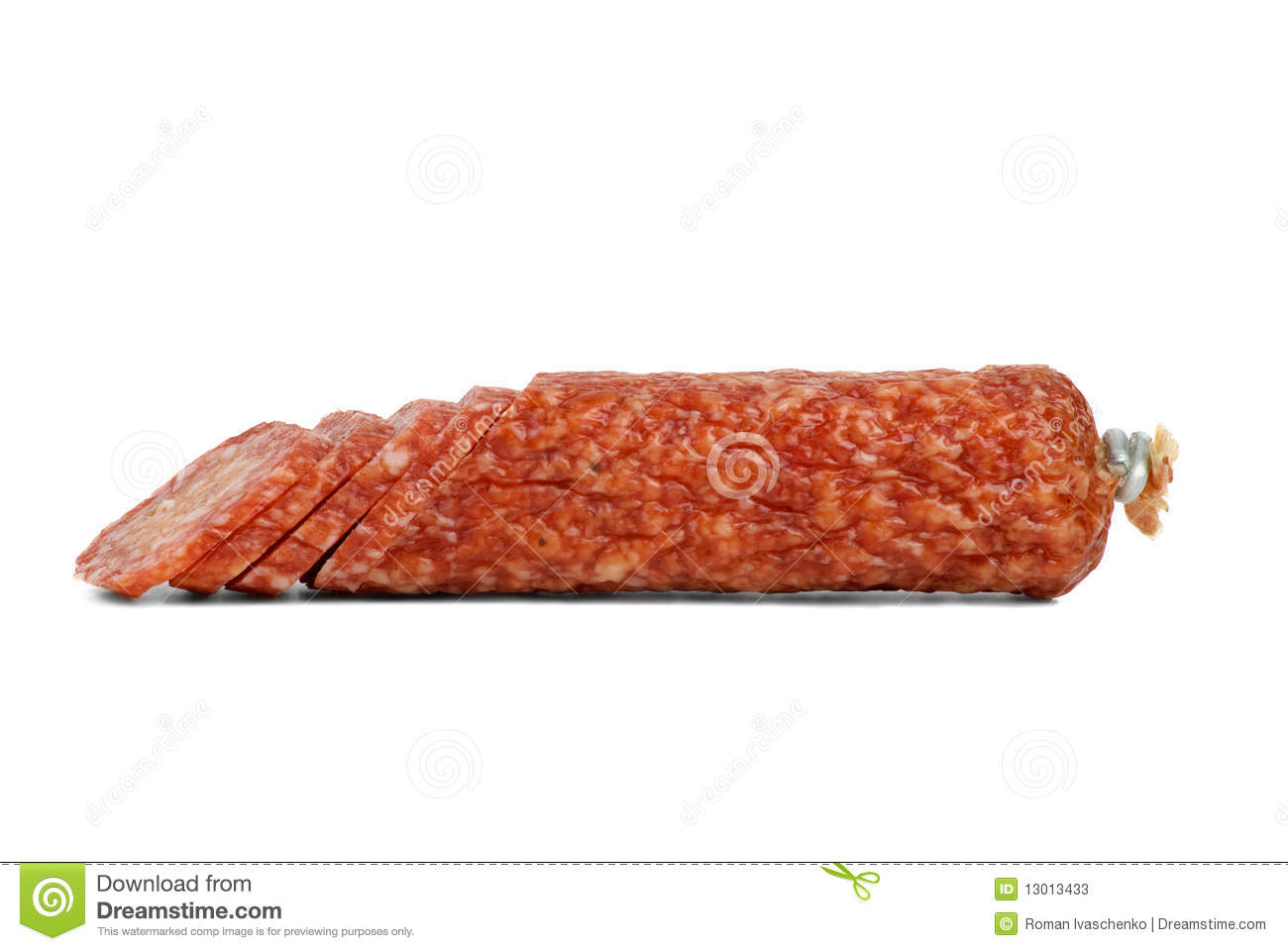 how to cook salami sausage