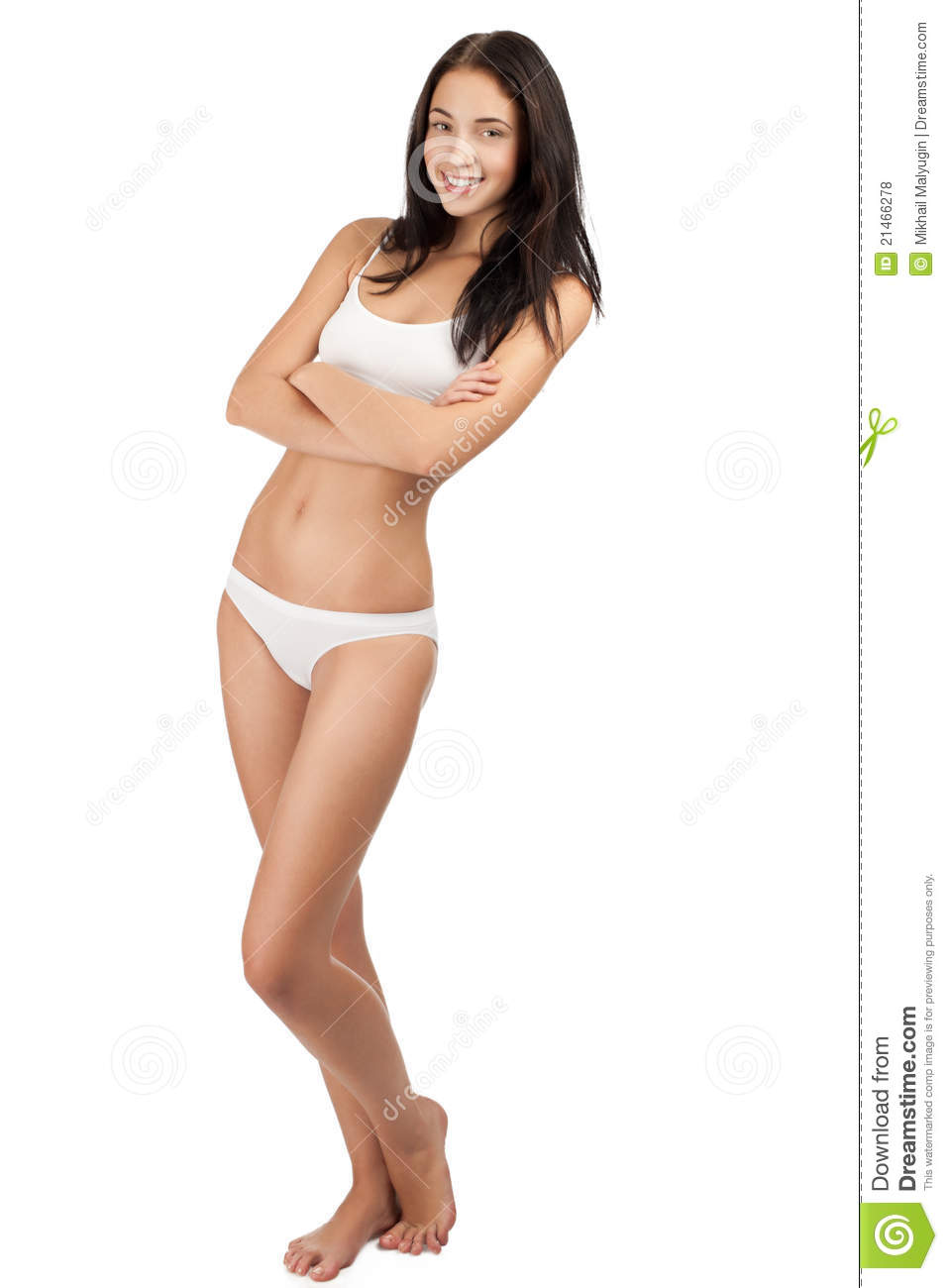 Perfect Body Of A Woman Royalty Free Stock Photos Image