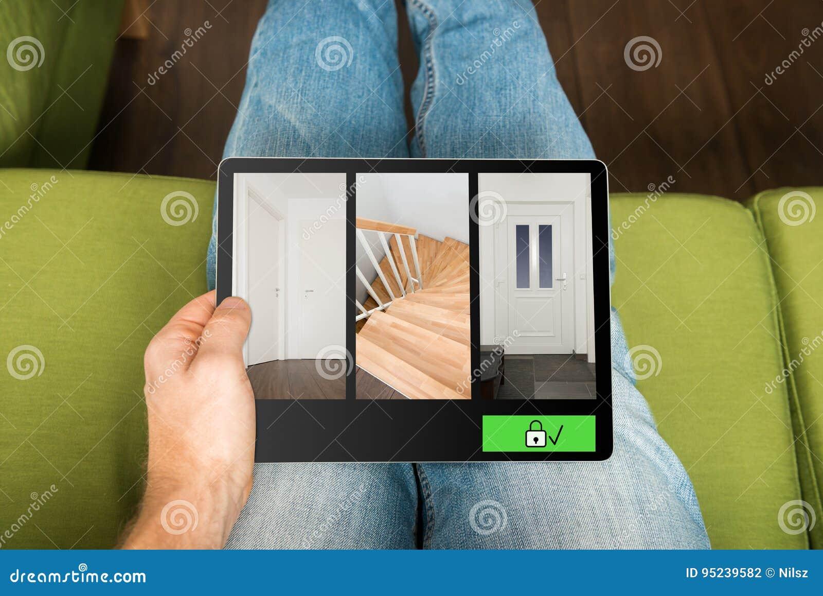 Slim huisveiligheidssysteem