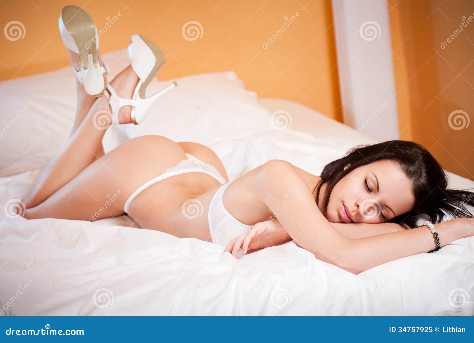 Bed Portrait Sheets