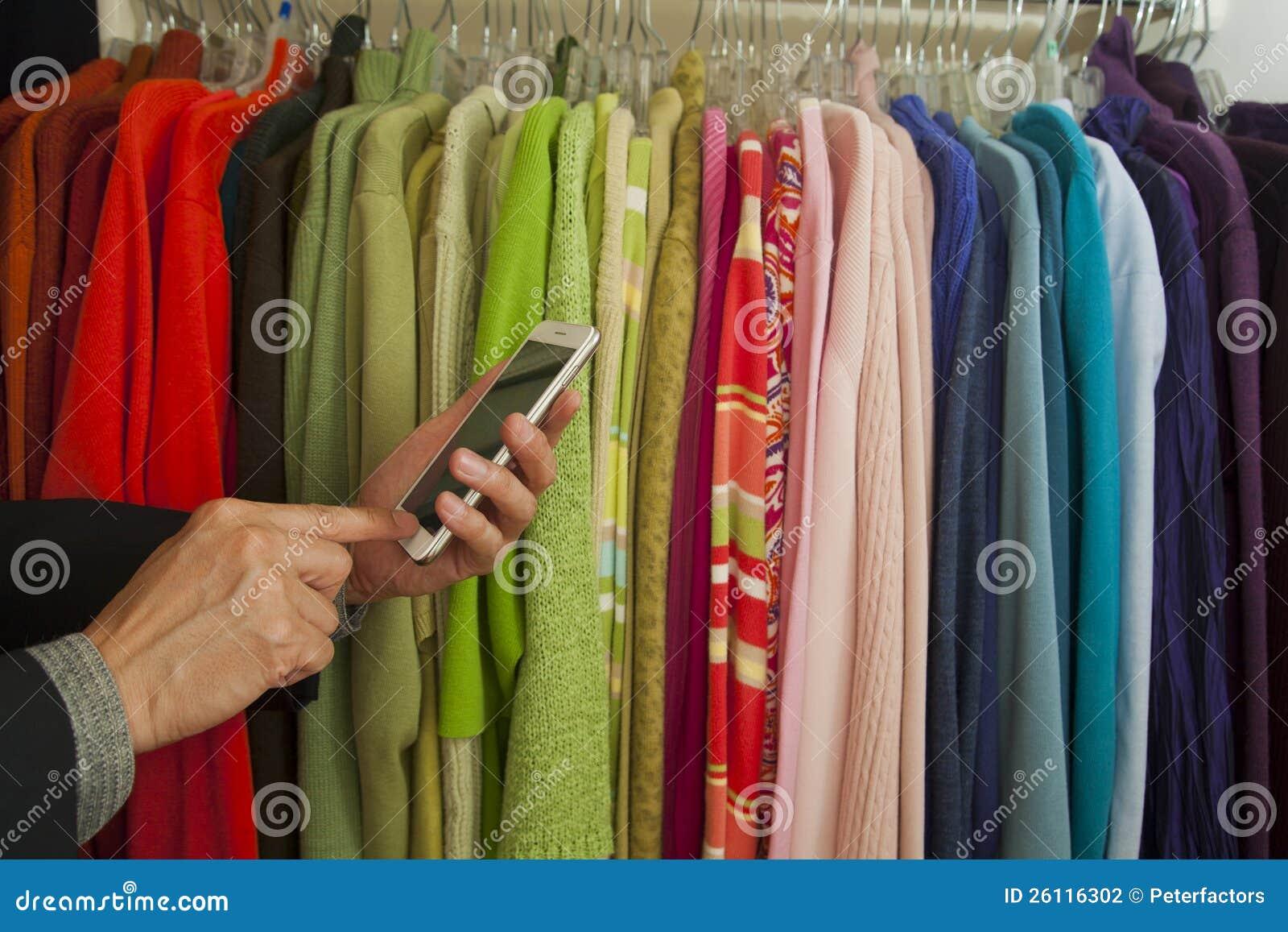 Slimme telefoon in levering aan eindgebruikers