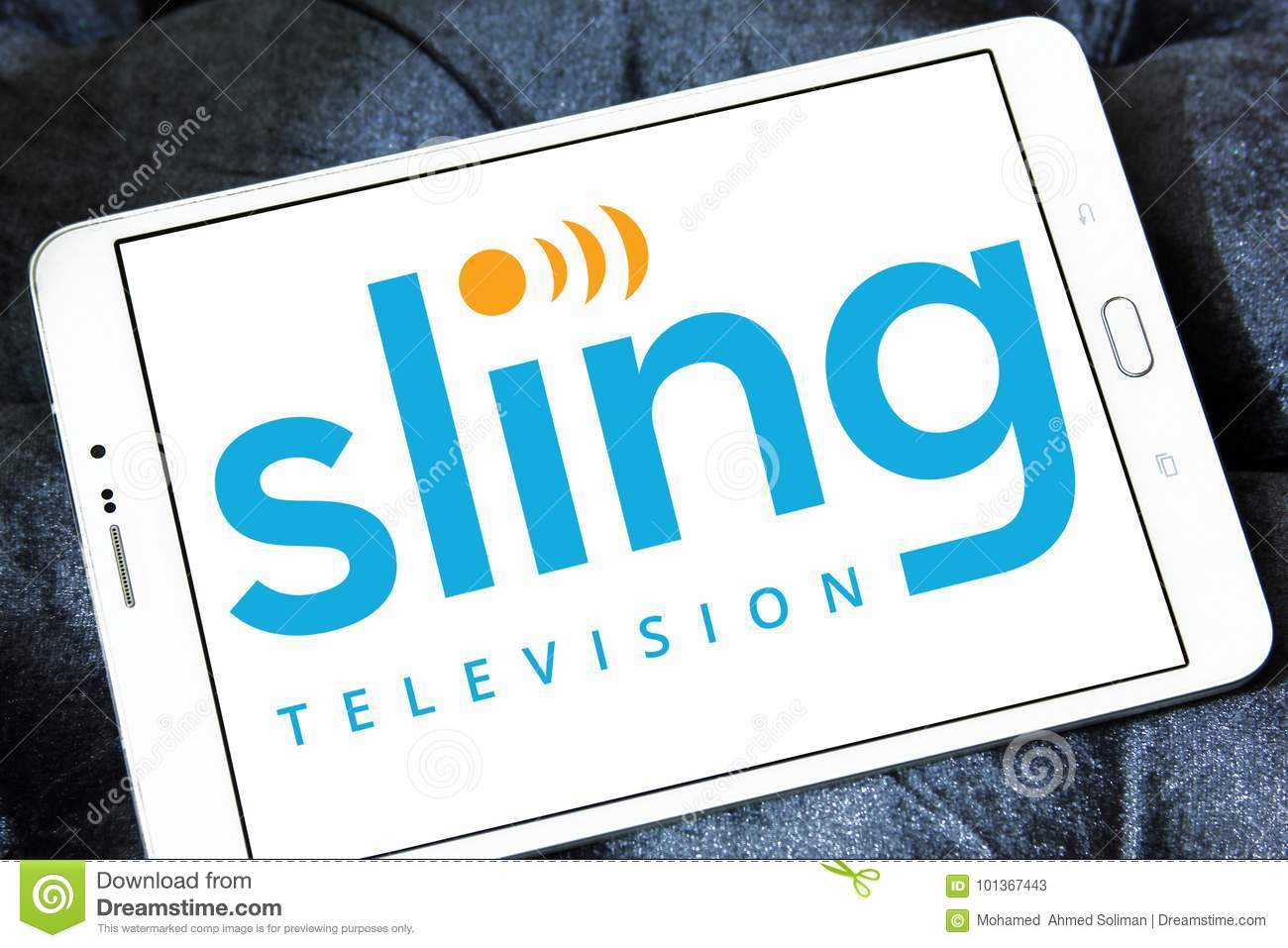 Sling Tv Samsung >> Sling Tv Logo Editorial Stock Photo Image Of Hulu Other 101367443