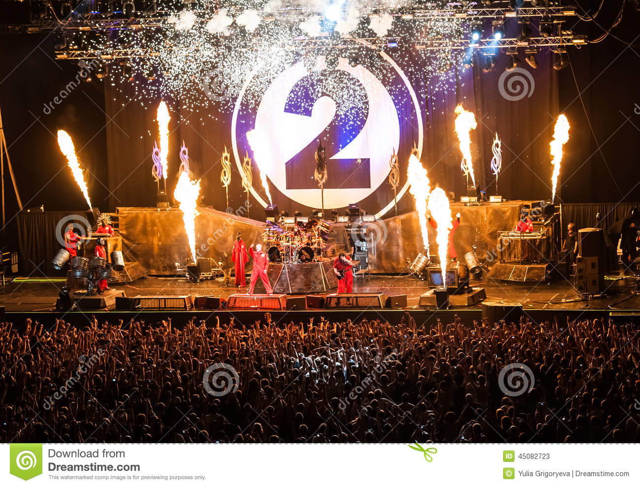 Slipknot Live Rock am Ring 2009 Full Concert. - YouTube