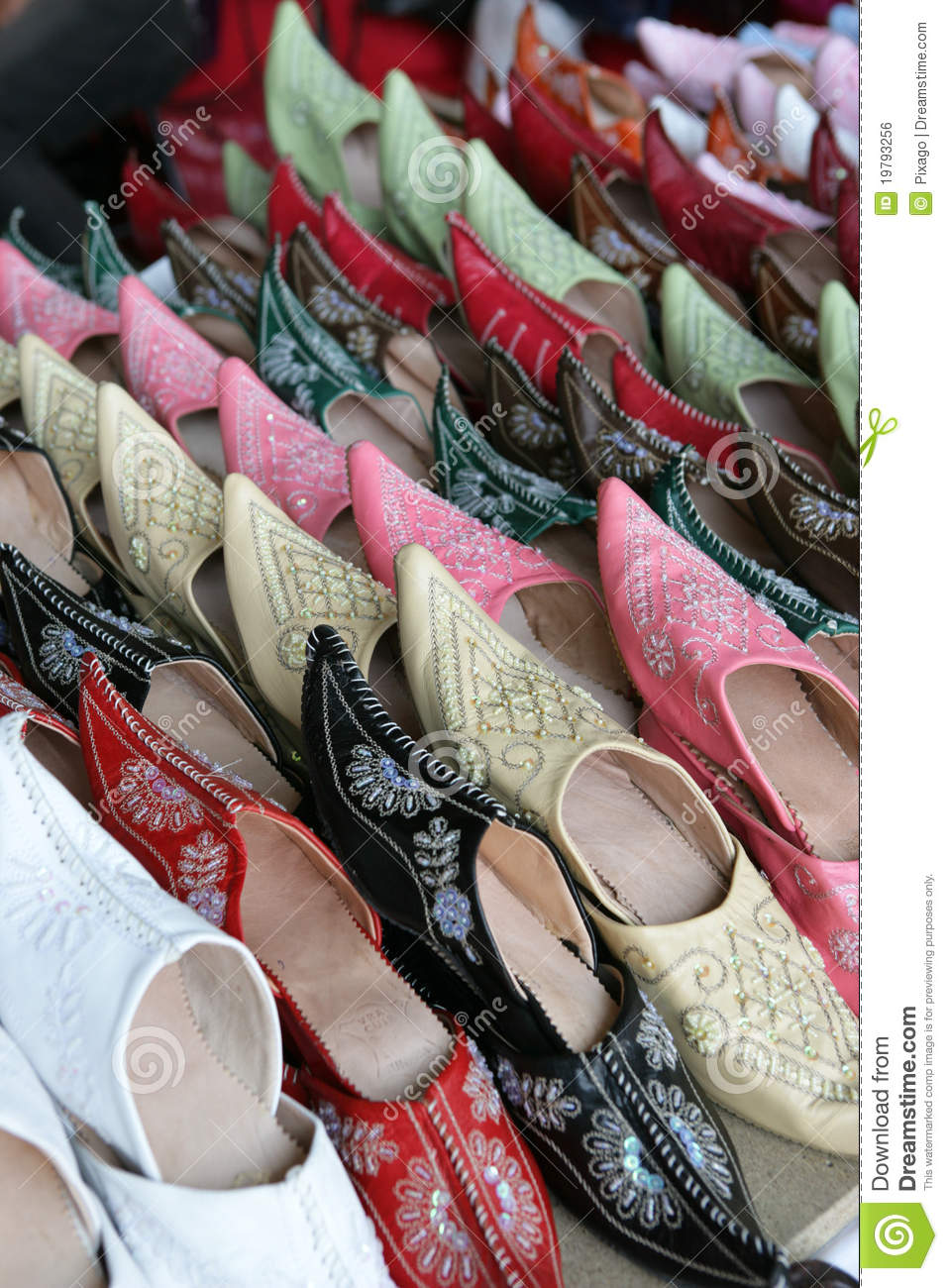 Slipper Stand Designs : Slippers royalty free stock image