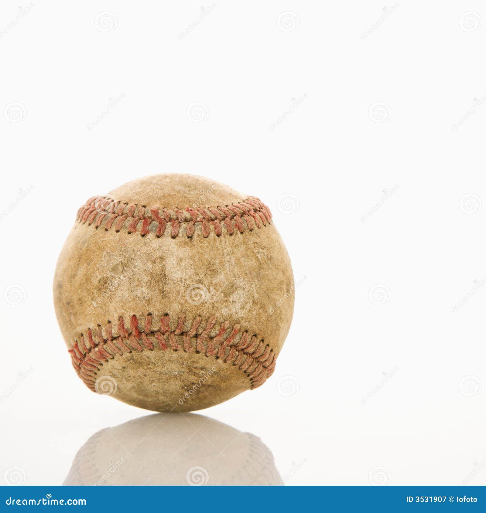 Slitage baseball