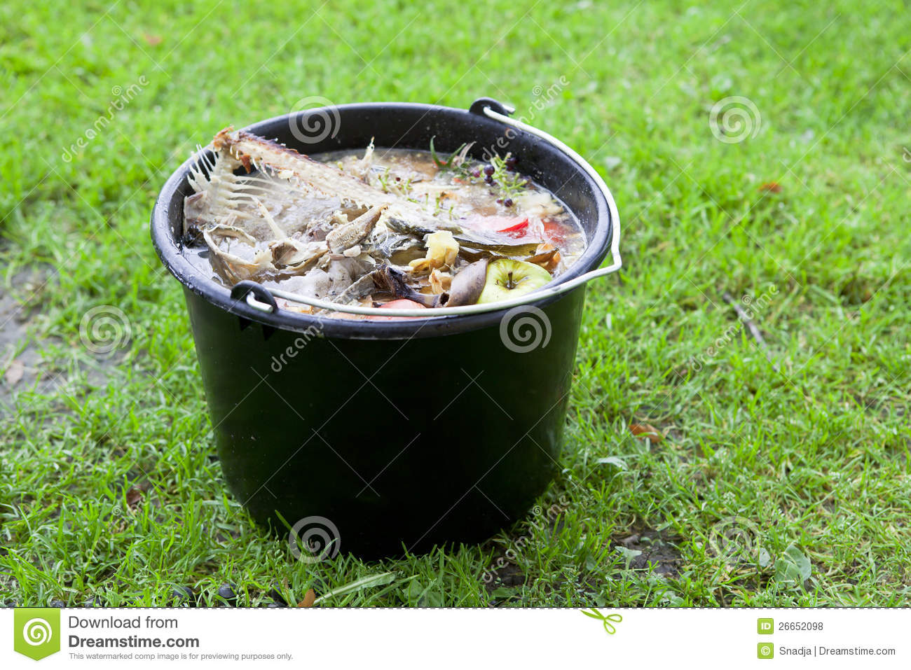 Slop-pail Royalty Free Stock Photos - Image: 26652098