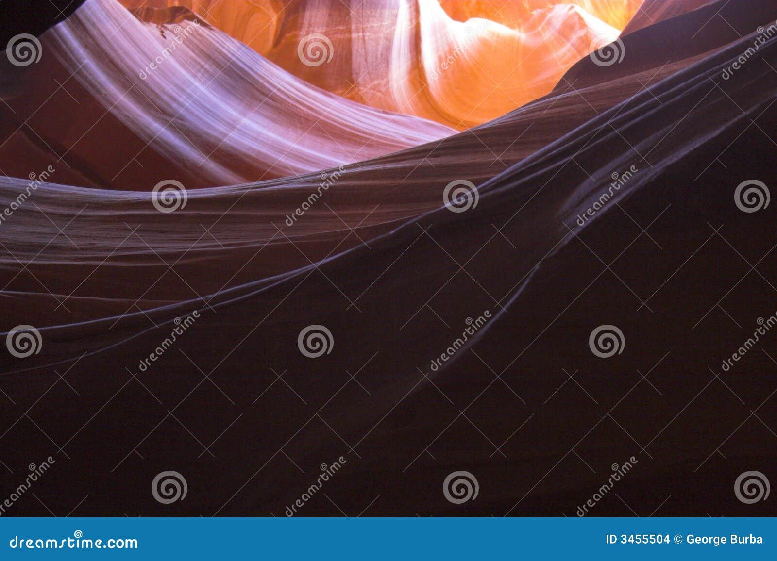 Slot canyons of southwest