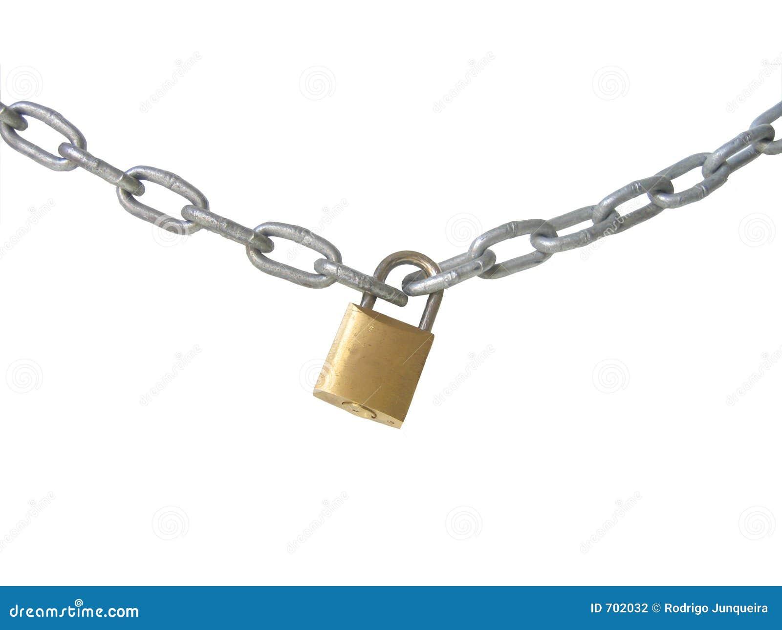 Slot en ketting stock foto afbeelding bestaande uit for Ladenblok met slot