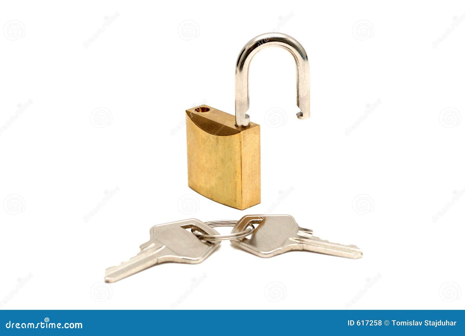 Slot en sleutels