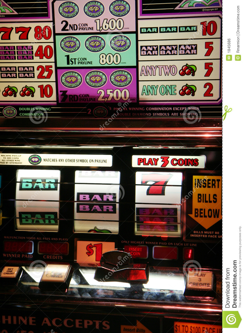 winnings slot machine