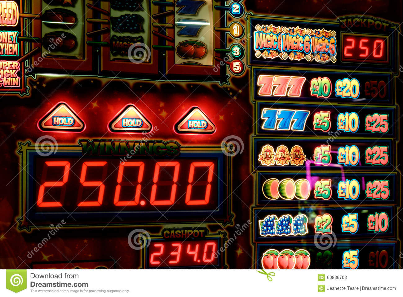 how to win on gambling machines uk