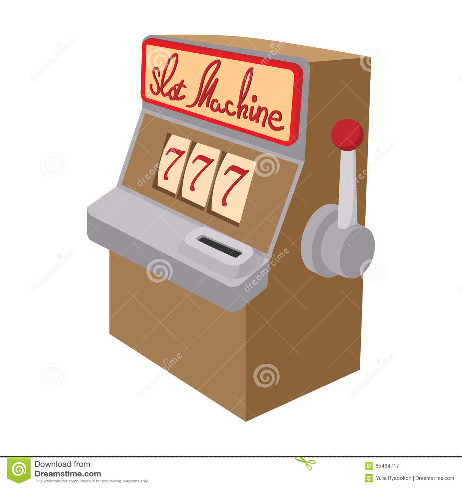 slot machine jackpot cartoon icon cartoon vector Gambling Addiction Cartoons Drug Addiction