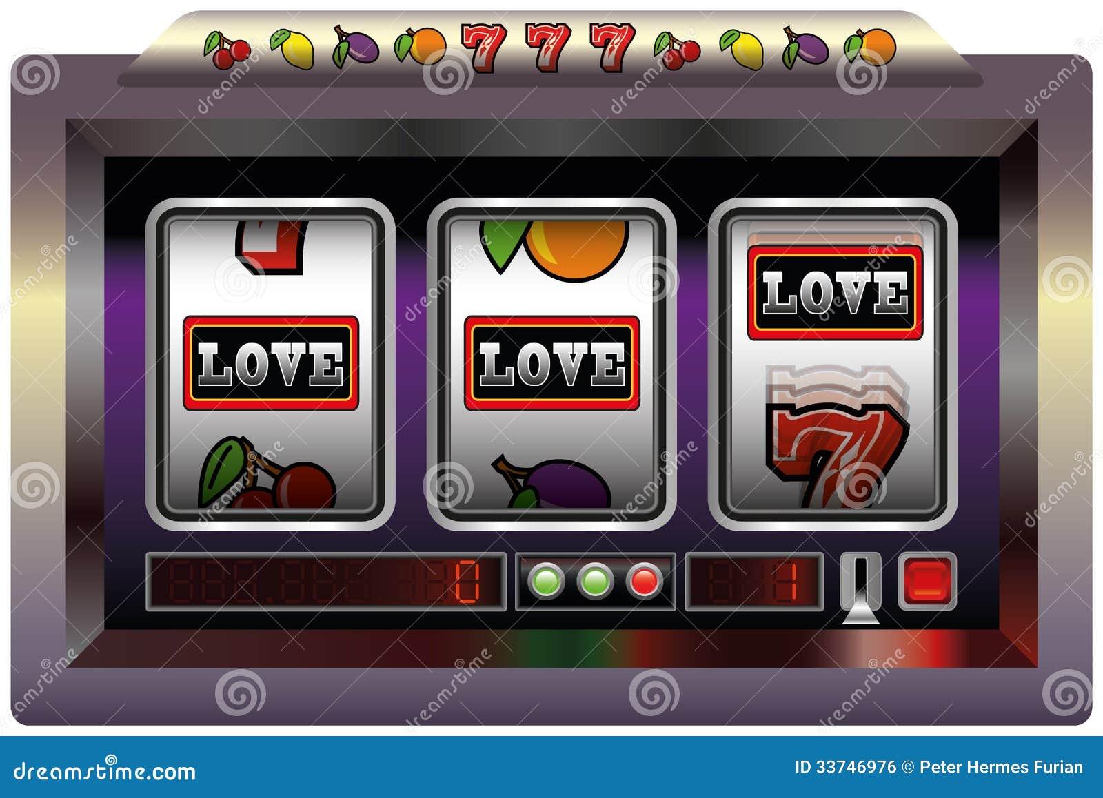 Love slot machine max casino com