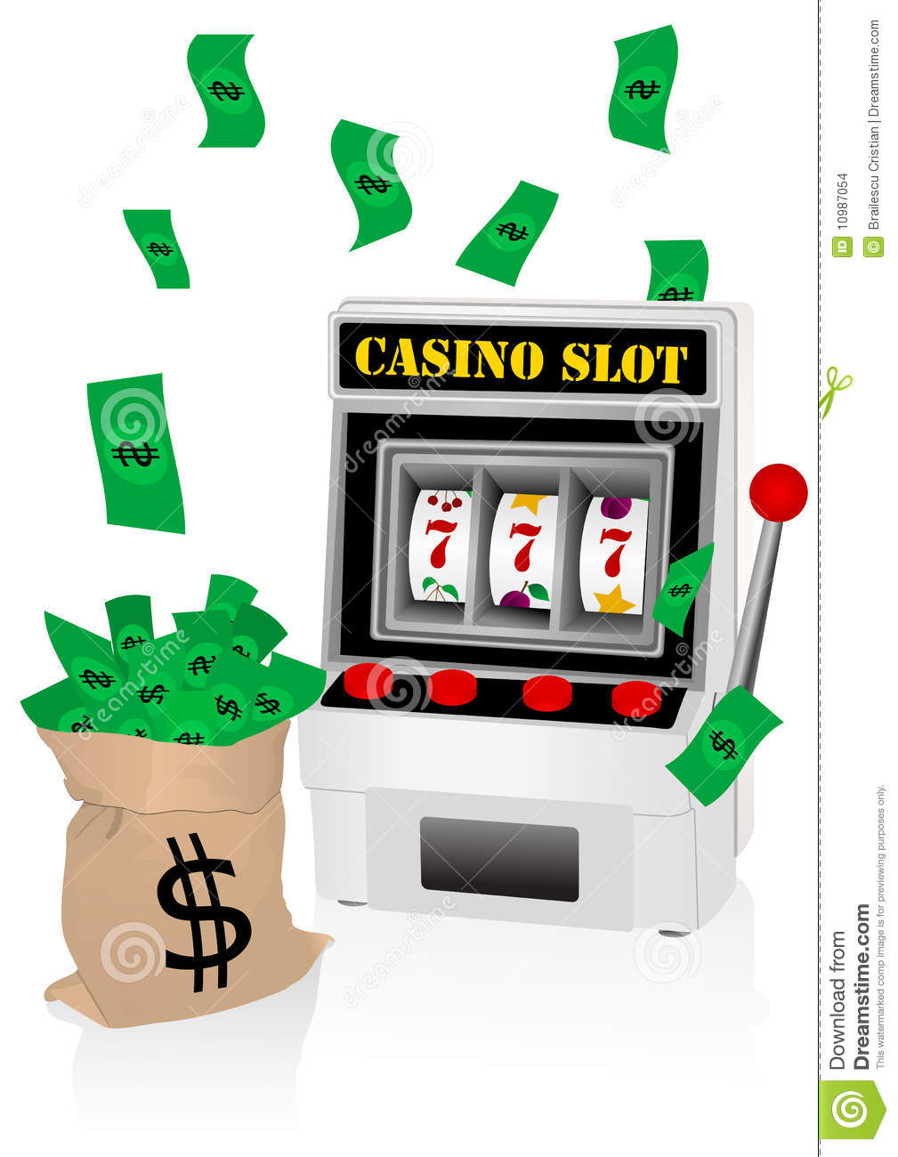 Time for money slot machine