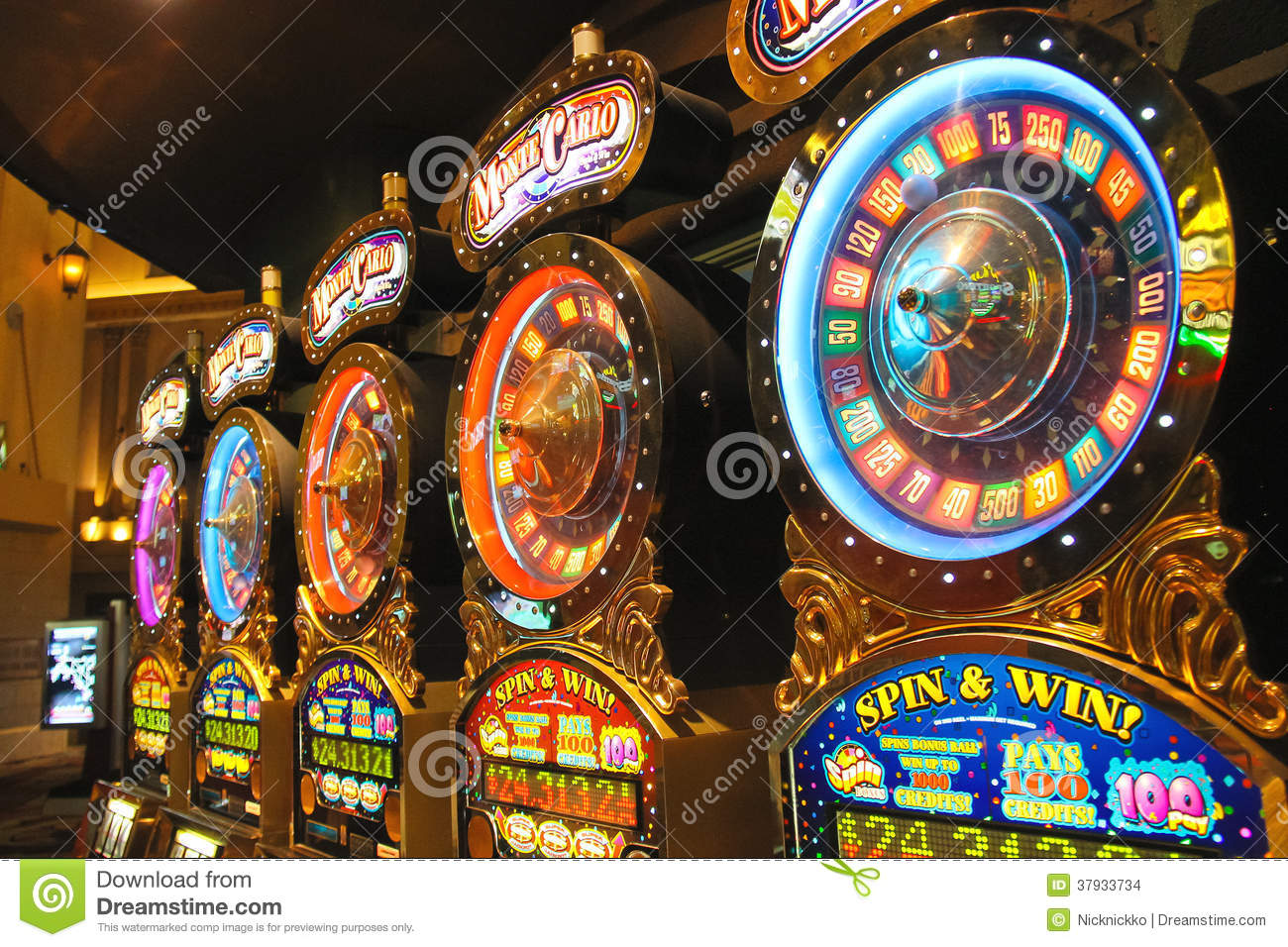 slot machine new vegas