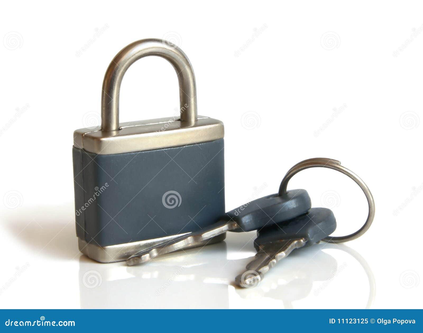 Slot met sleutels