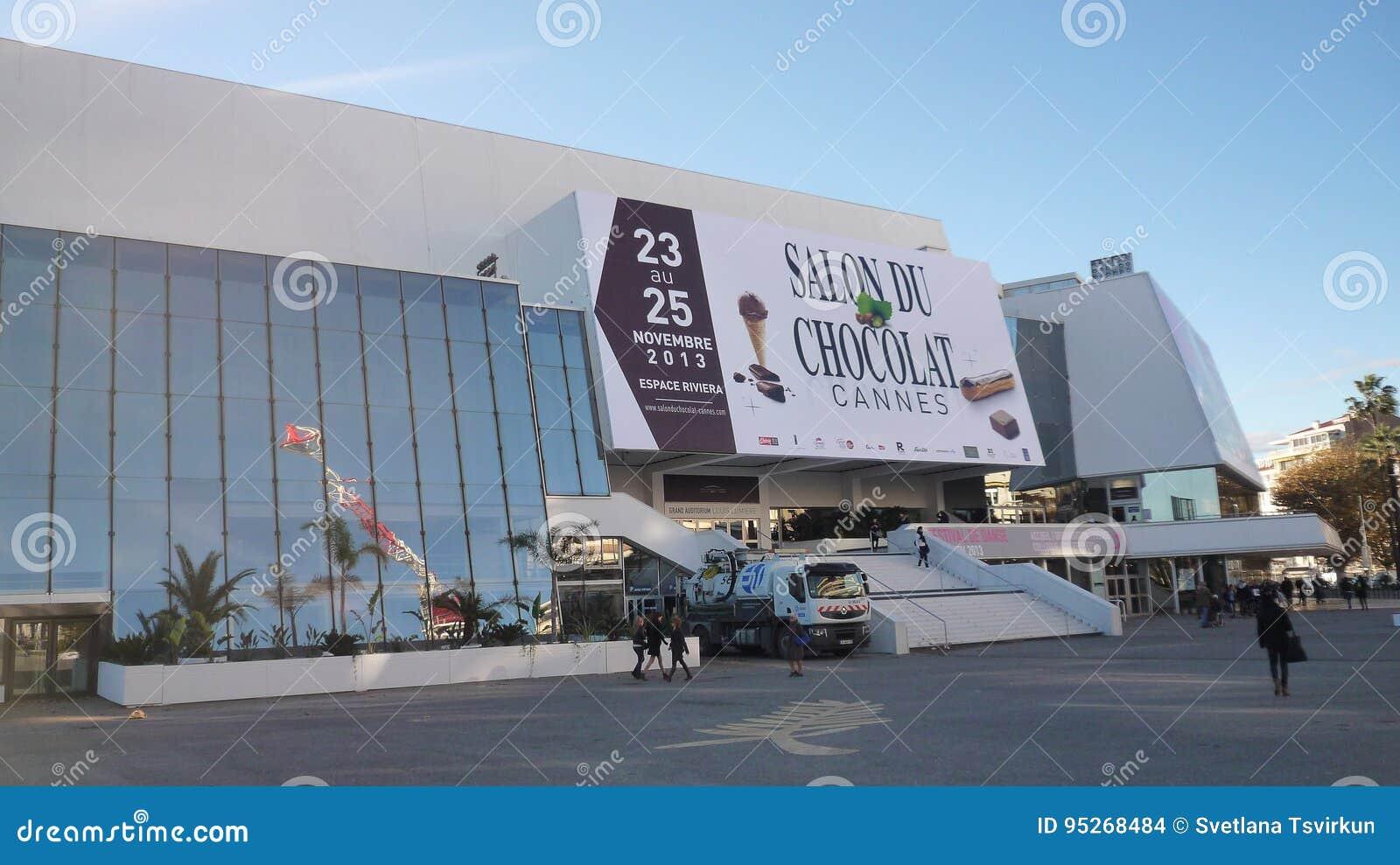Slott av festivaler och konferenser, Cannes