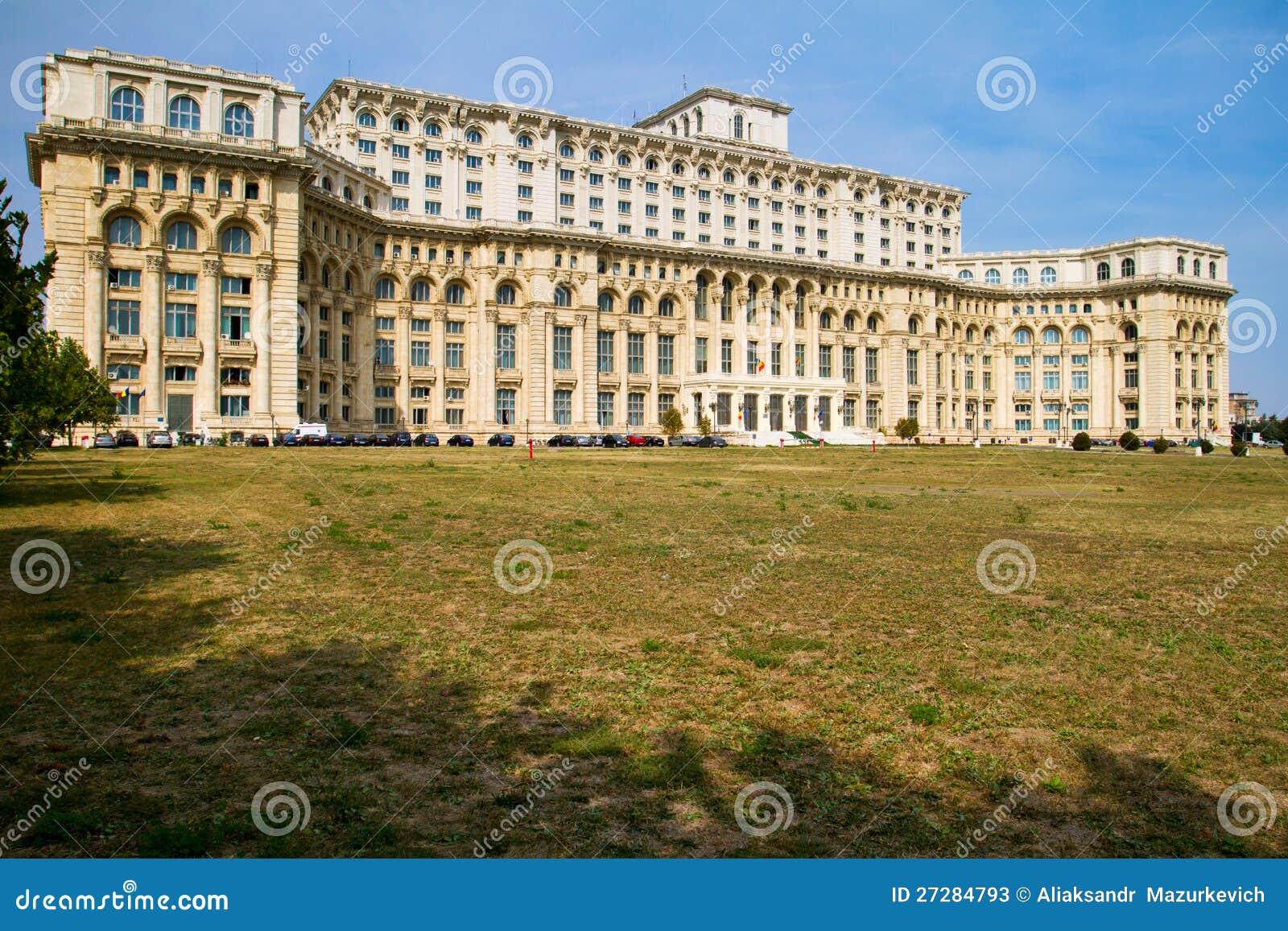 Slott av parlamentet