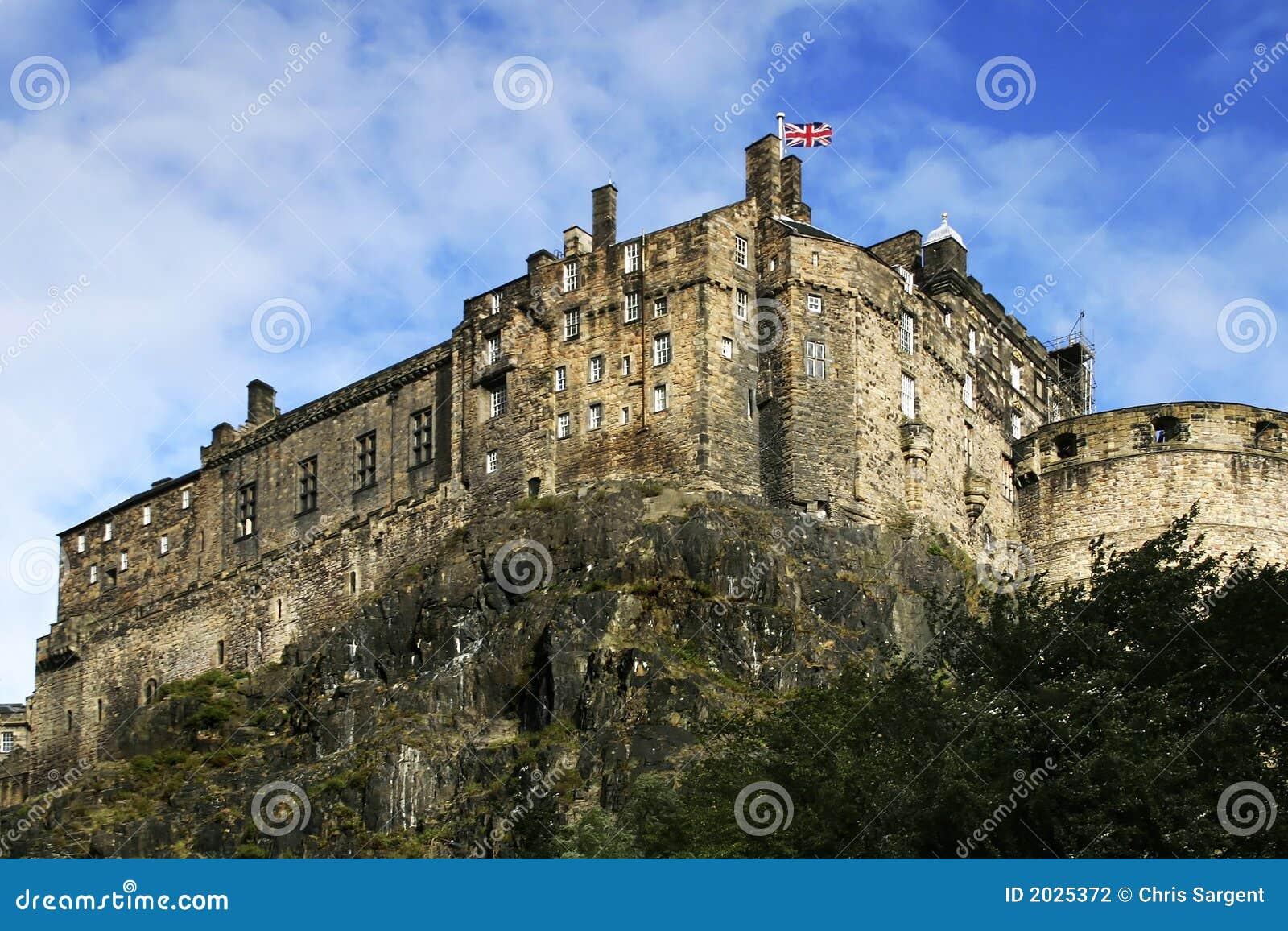 Slott edinburgh