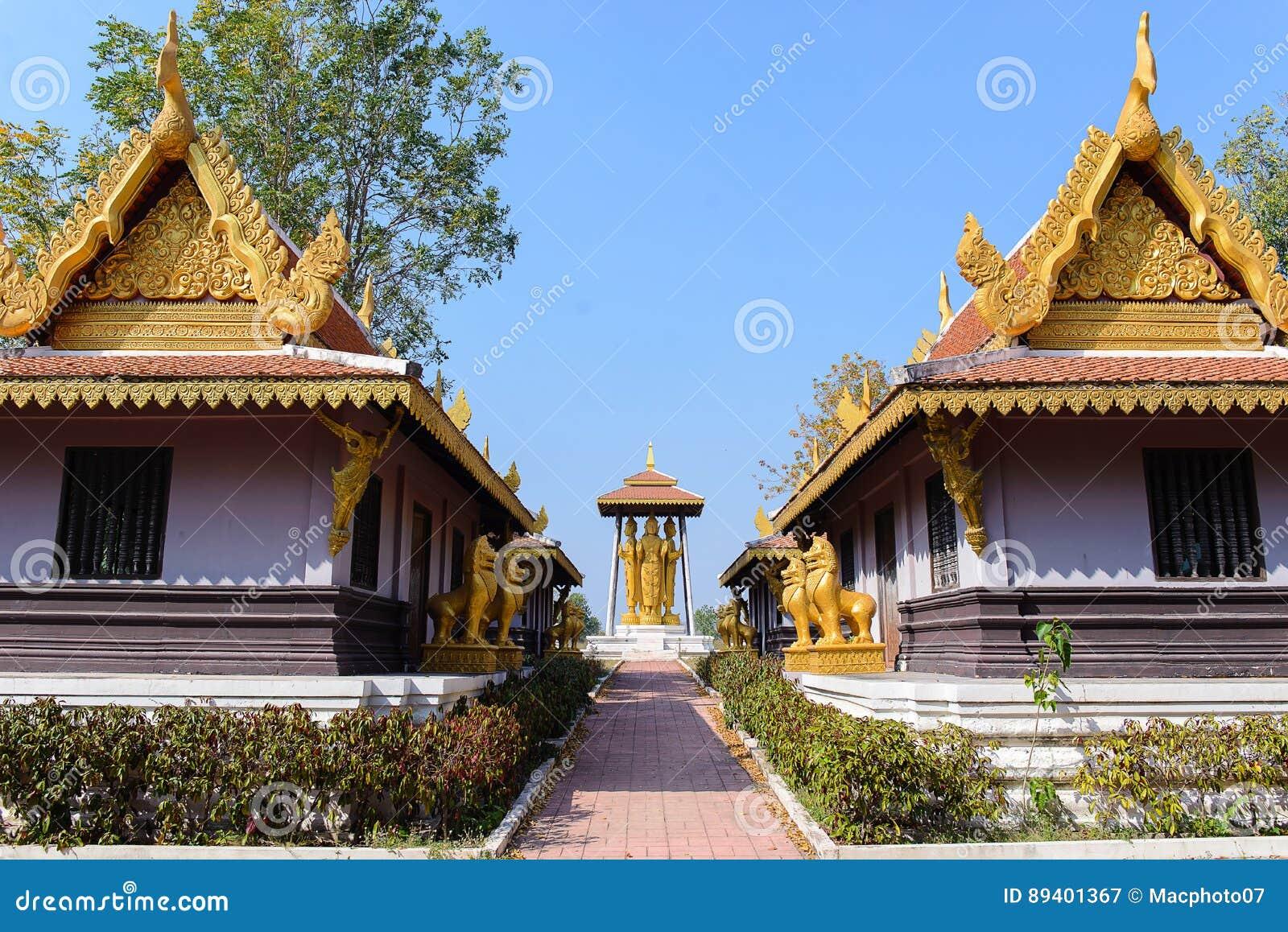 Slott för guld två