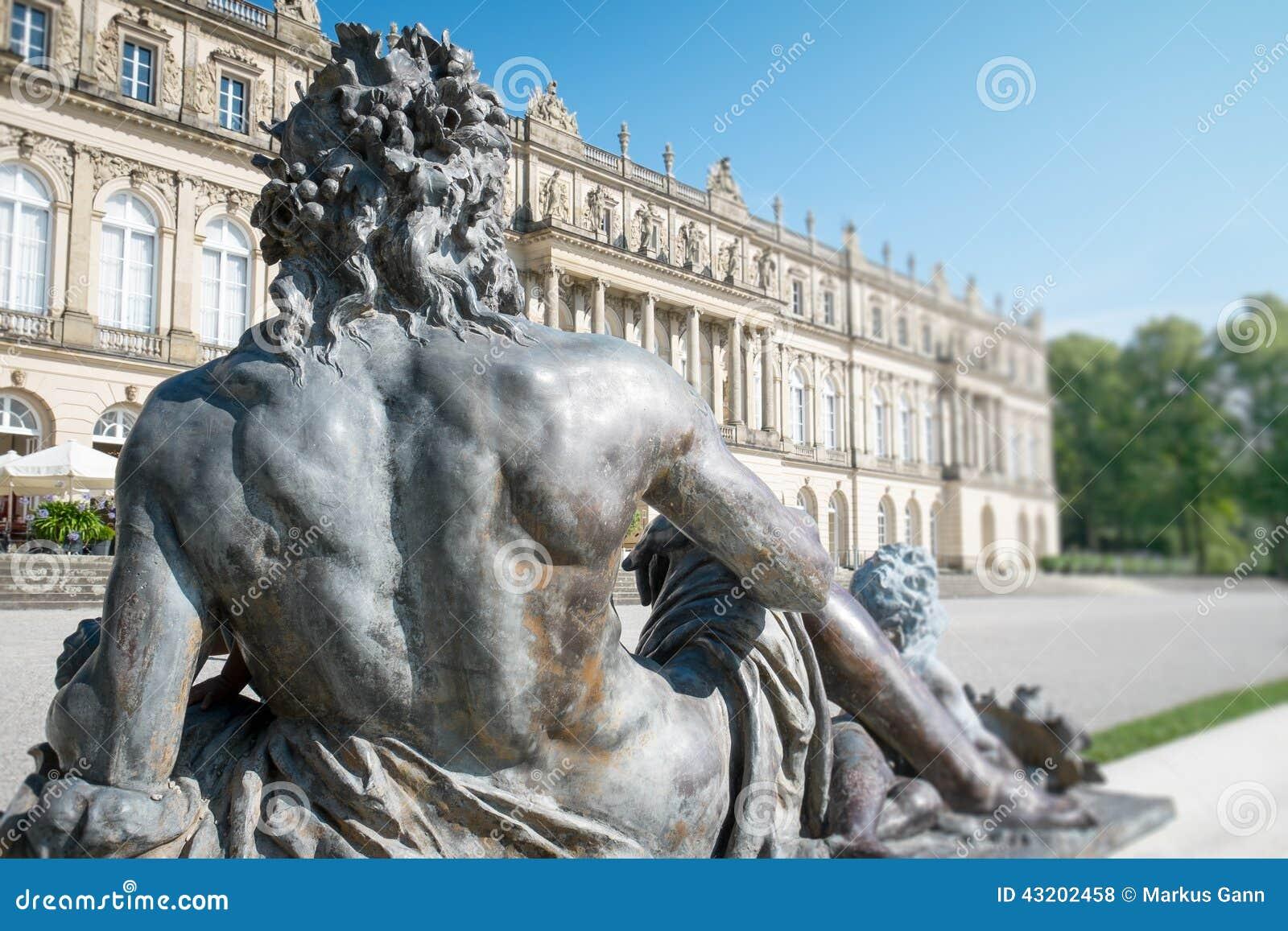 Download Slott Herrenchiemsee arkivfoto. Bild av europeiskt, destination - 43202458
