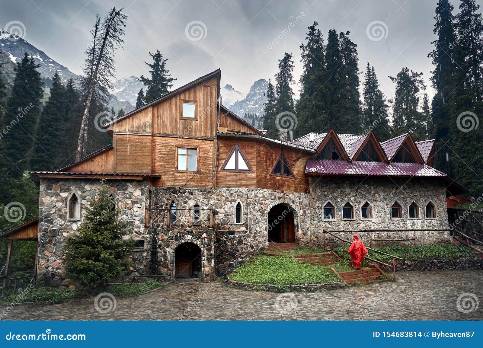 Slott i bergen